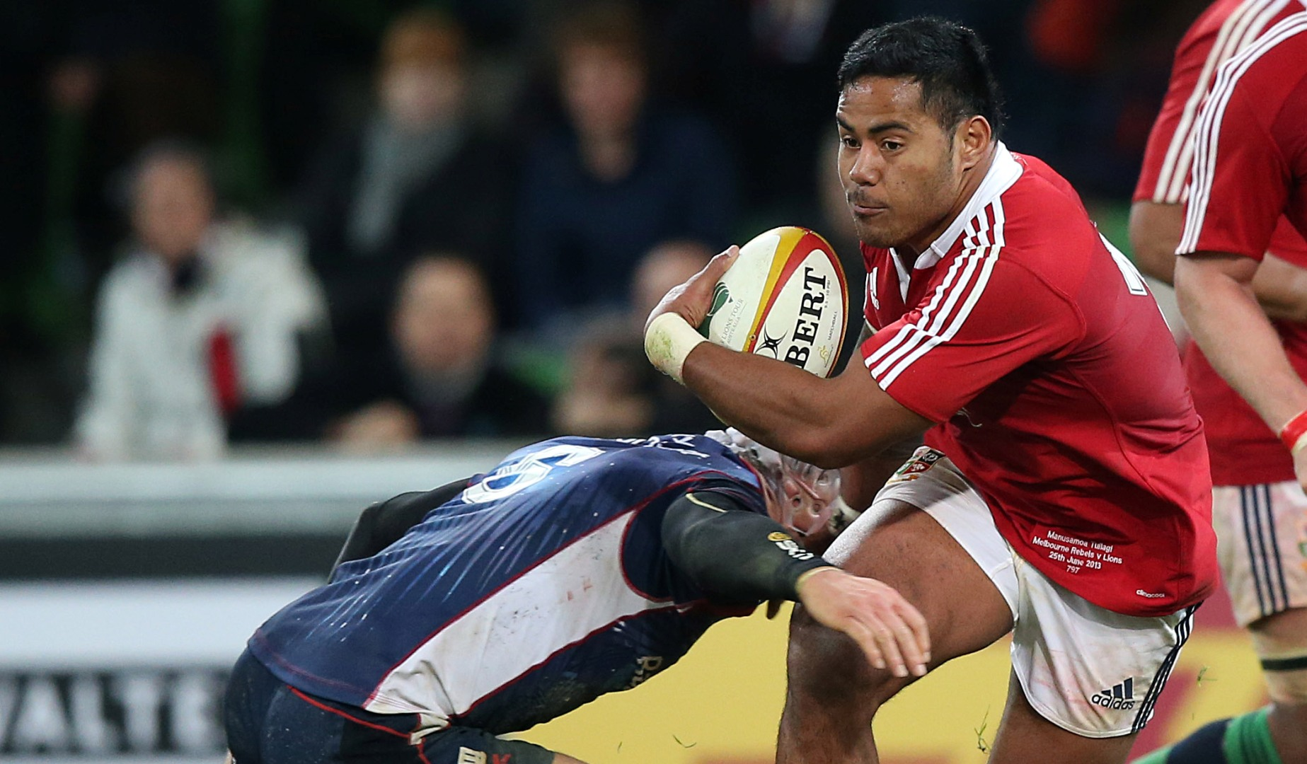 Lions Watch: Tuilagi back with a bang as James trebles up