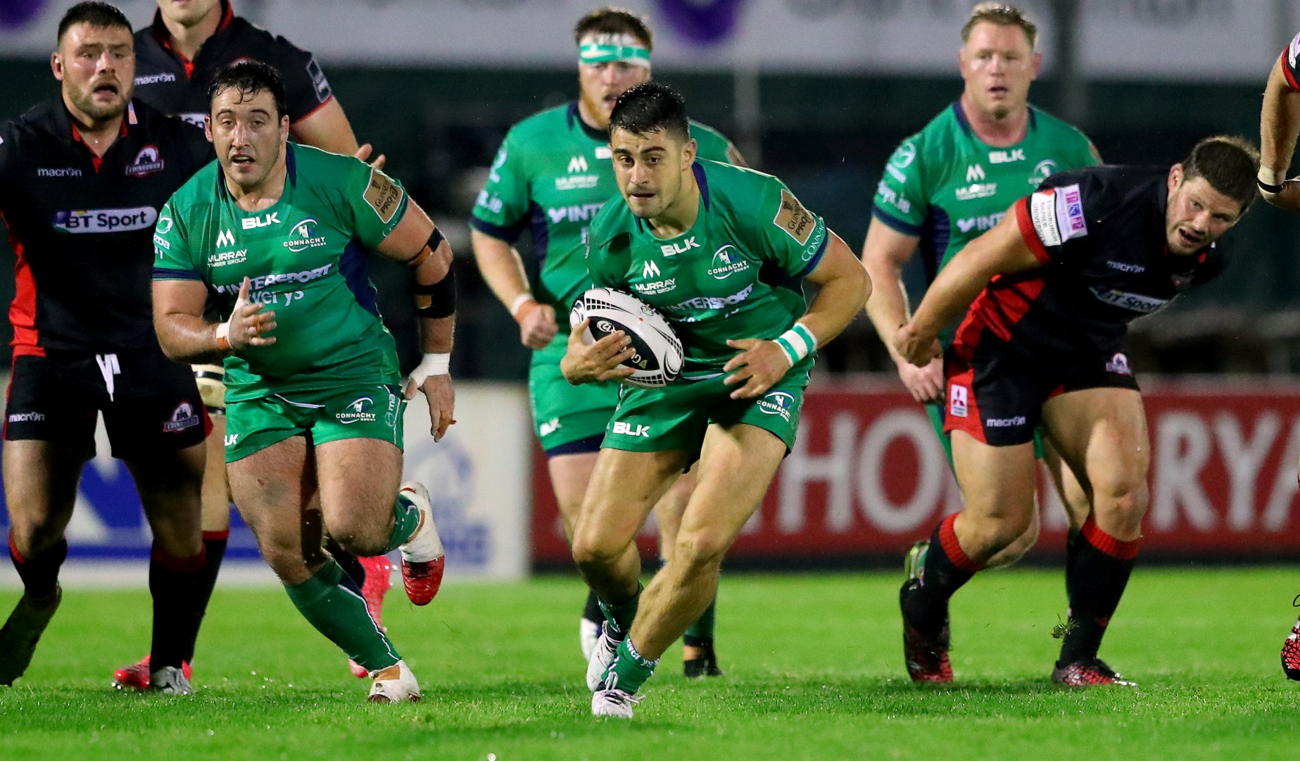 LionsWatch: O'Halloran leads Connacht revival