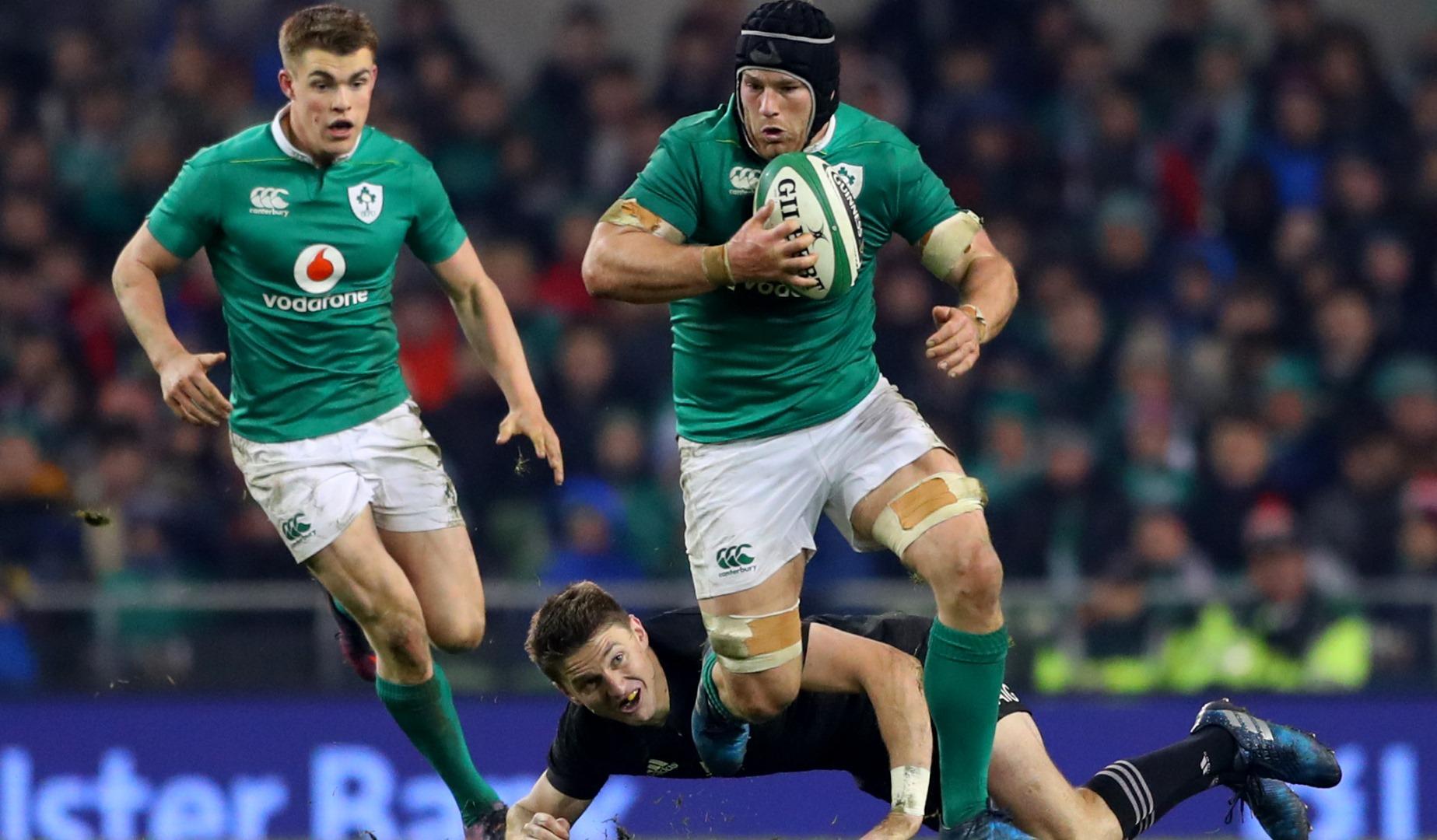 LionsWatch: O'Brien returns for Ireland's Scotland match-up
