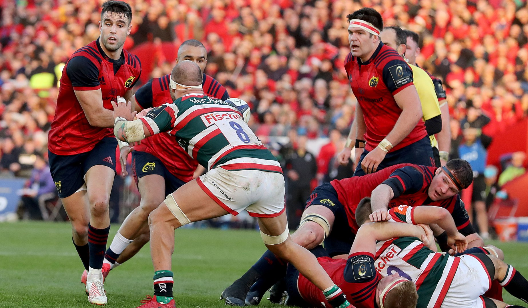 LionsWatch: Murray's magic and Stander's strength keep Munster's streak alive