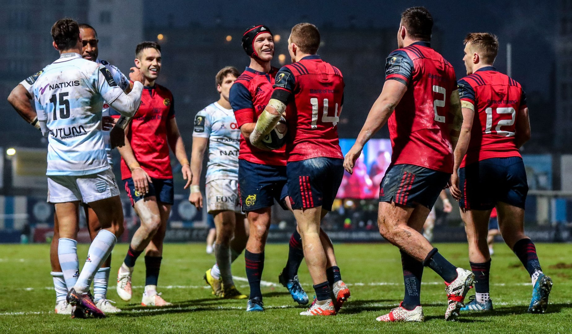 LionsWatch: Munster move into pole position in Europe