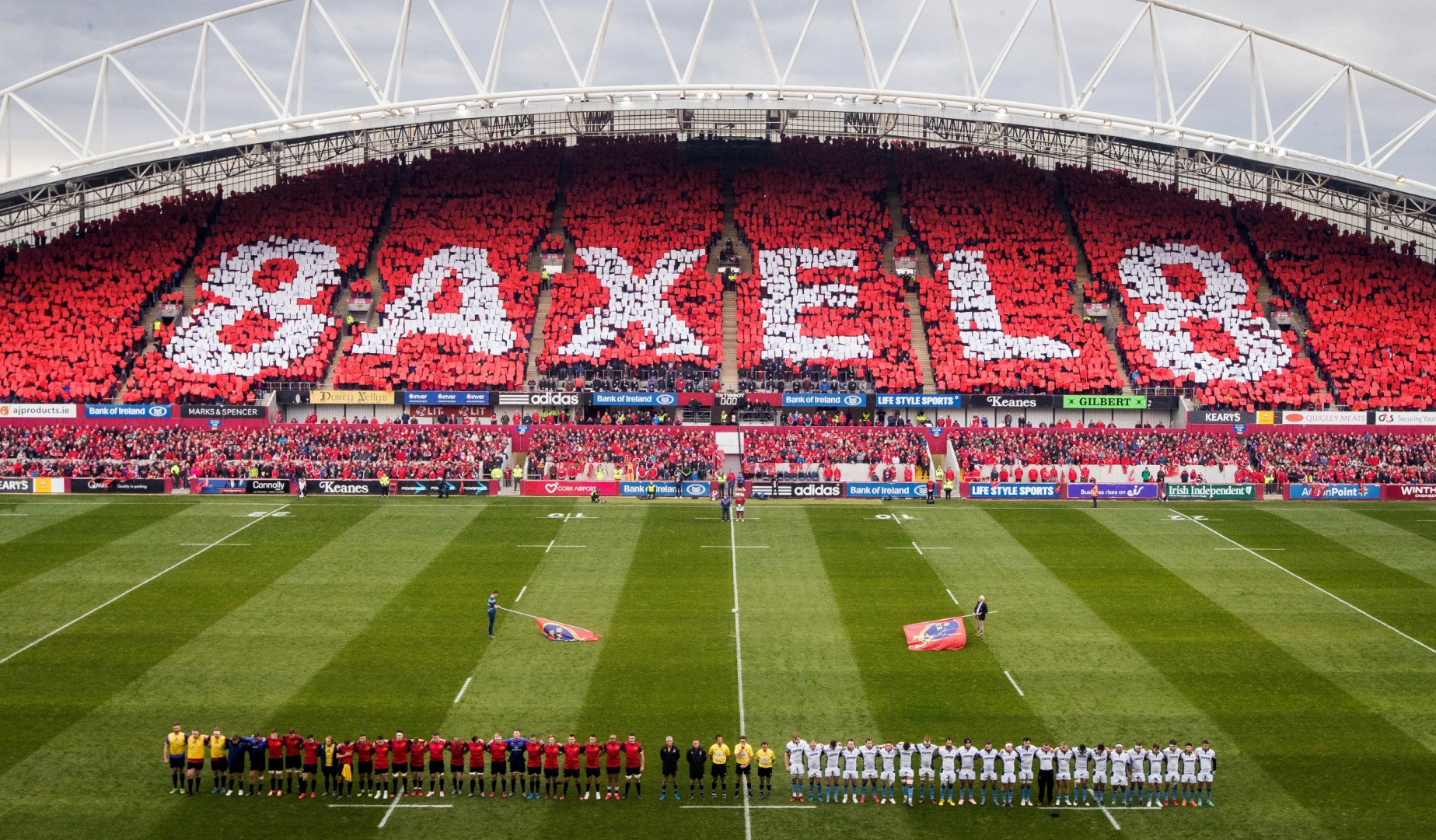 LionsWatch: Munster honour Foley with miracle at Thomond