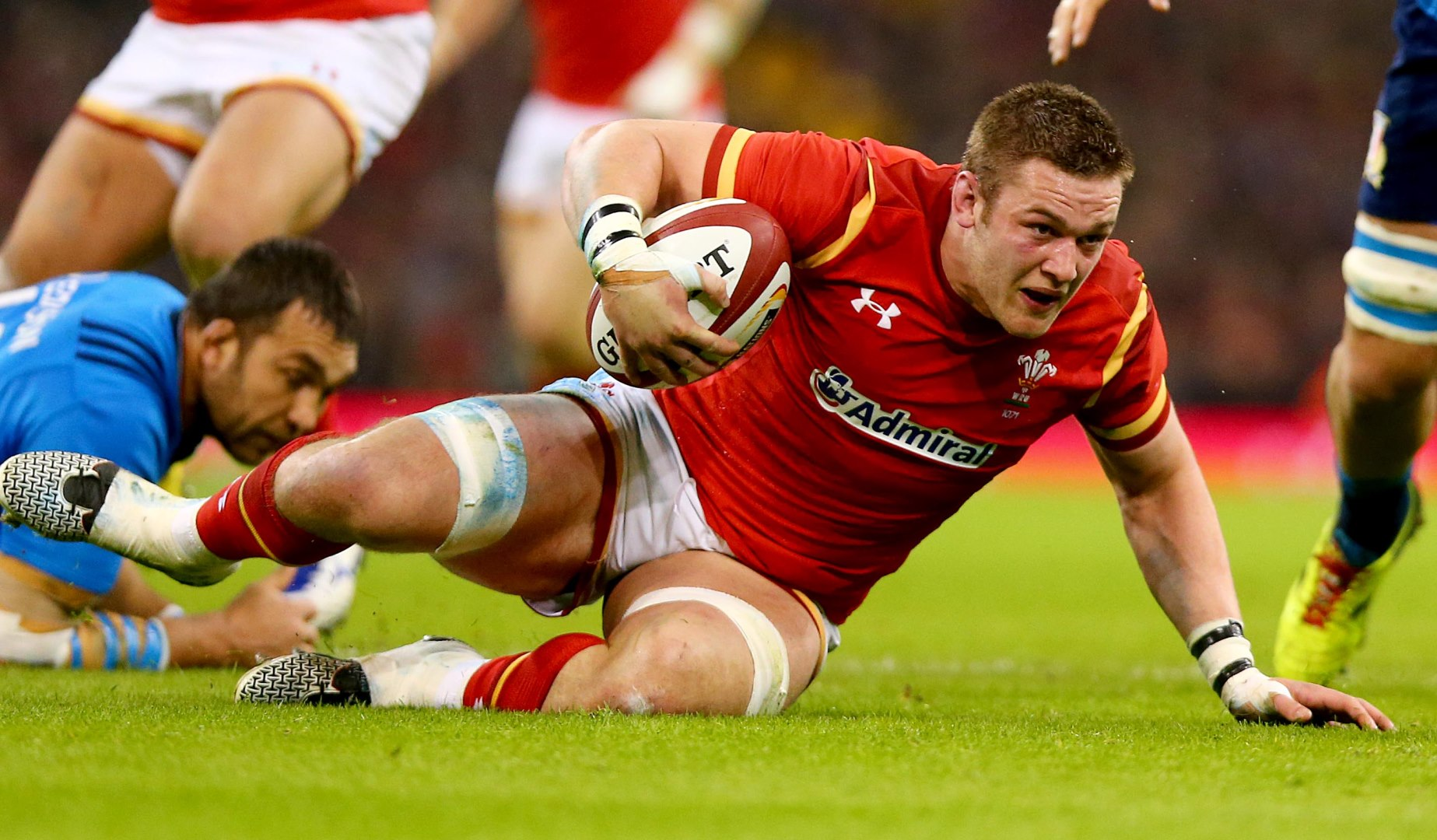 LionsWatch: Lydiate and Faletau return for Wales