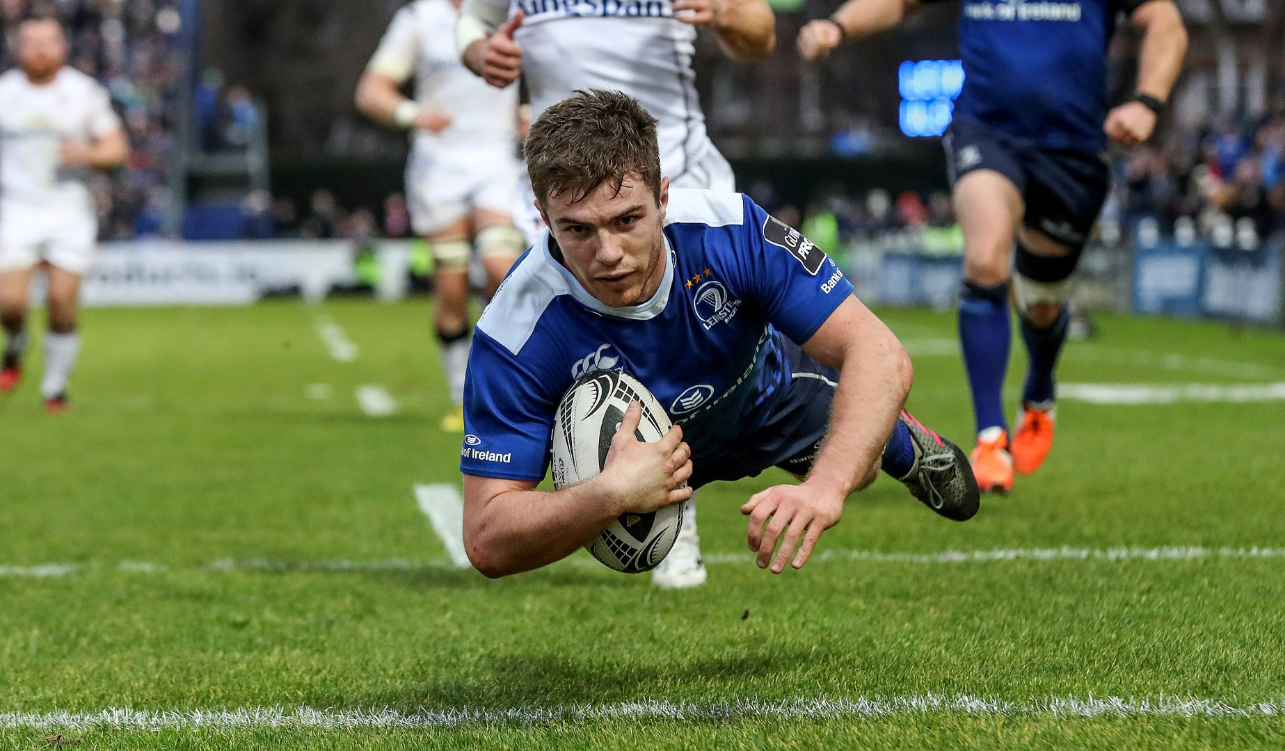 LionsWatch: Leinster bounce back in fine style