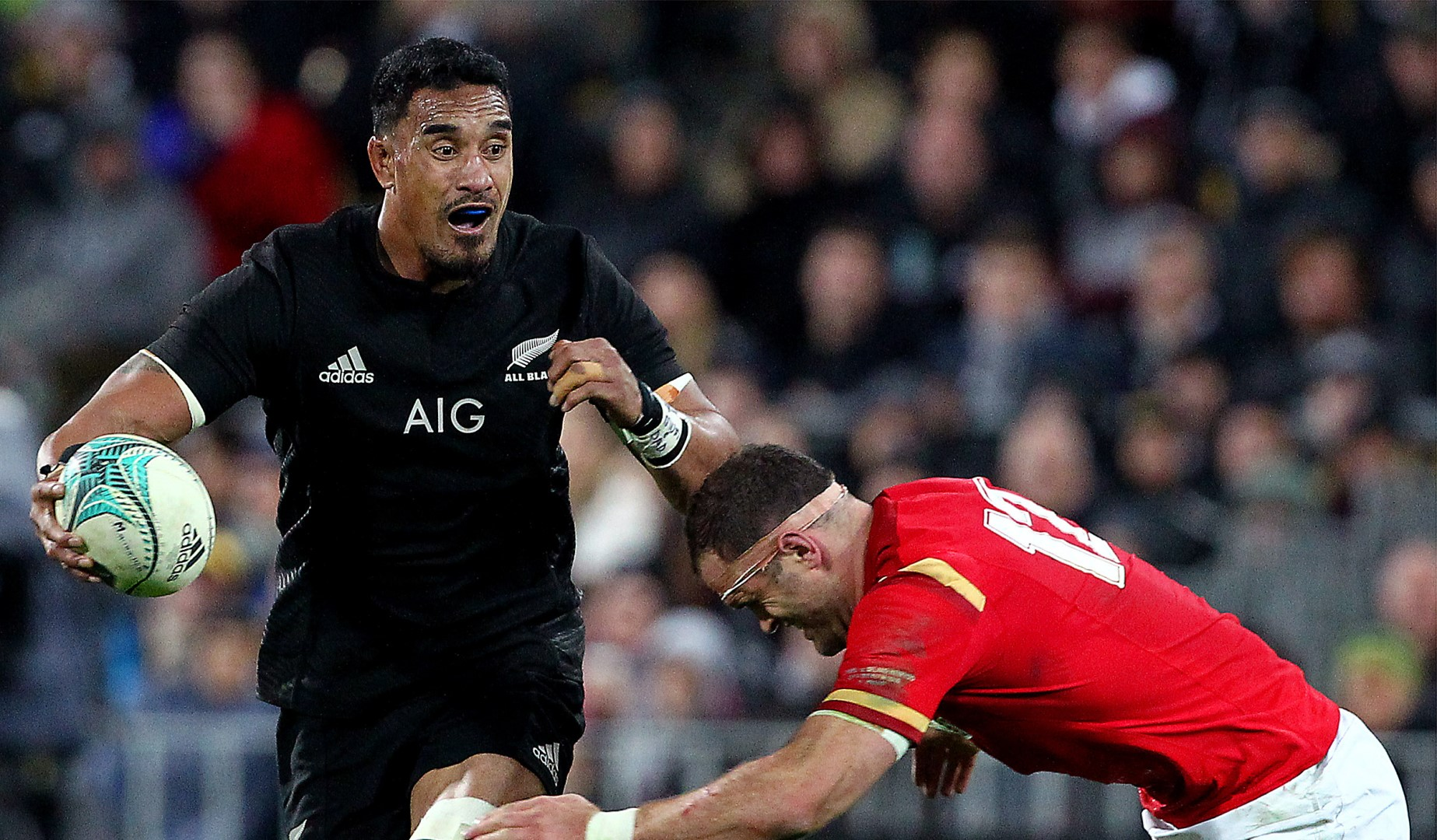 LionsWatch: Kaino shifts to second row for the All Blacks