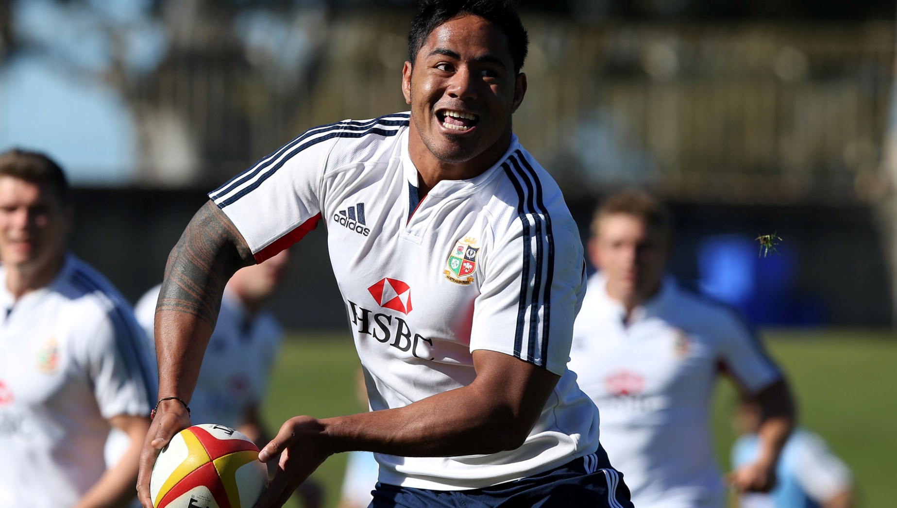 LionsWatch: Jones names England squad for 2017