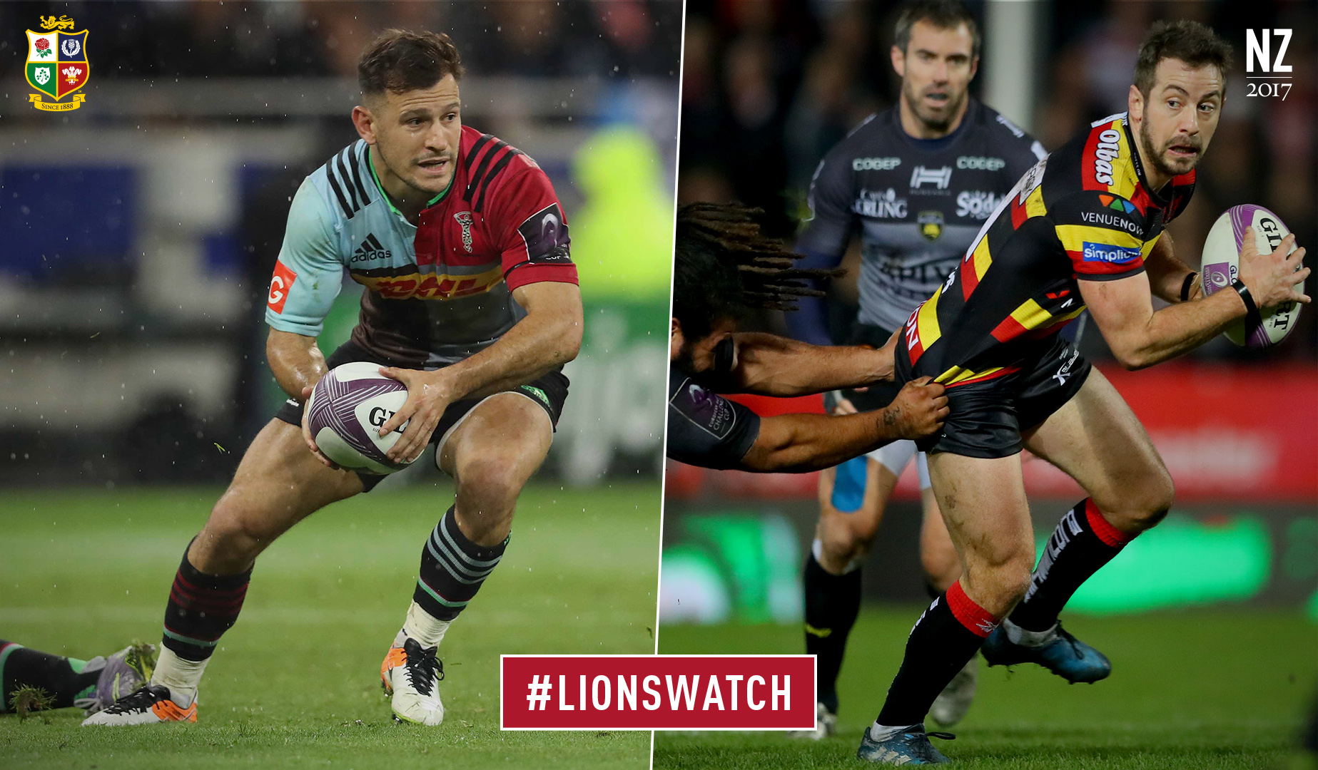 LIONSWATCH: It's Laidlaw against Care in the post-Christmas scrum-half battle