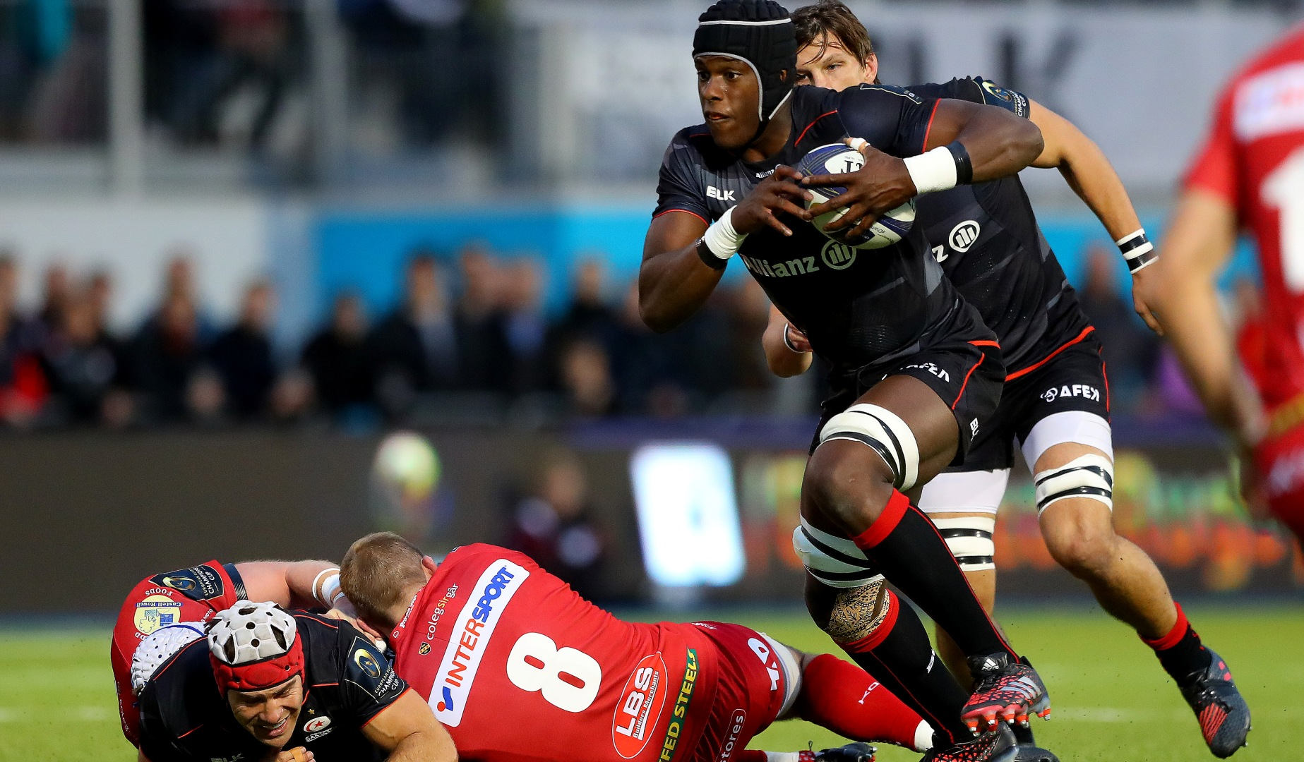 LionsWatch: Itoje and Jones back as Test stars set for club returns