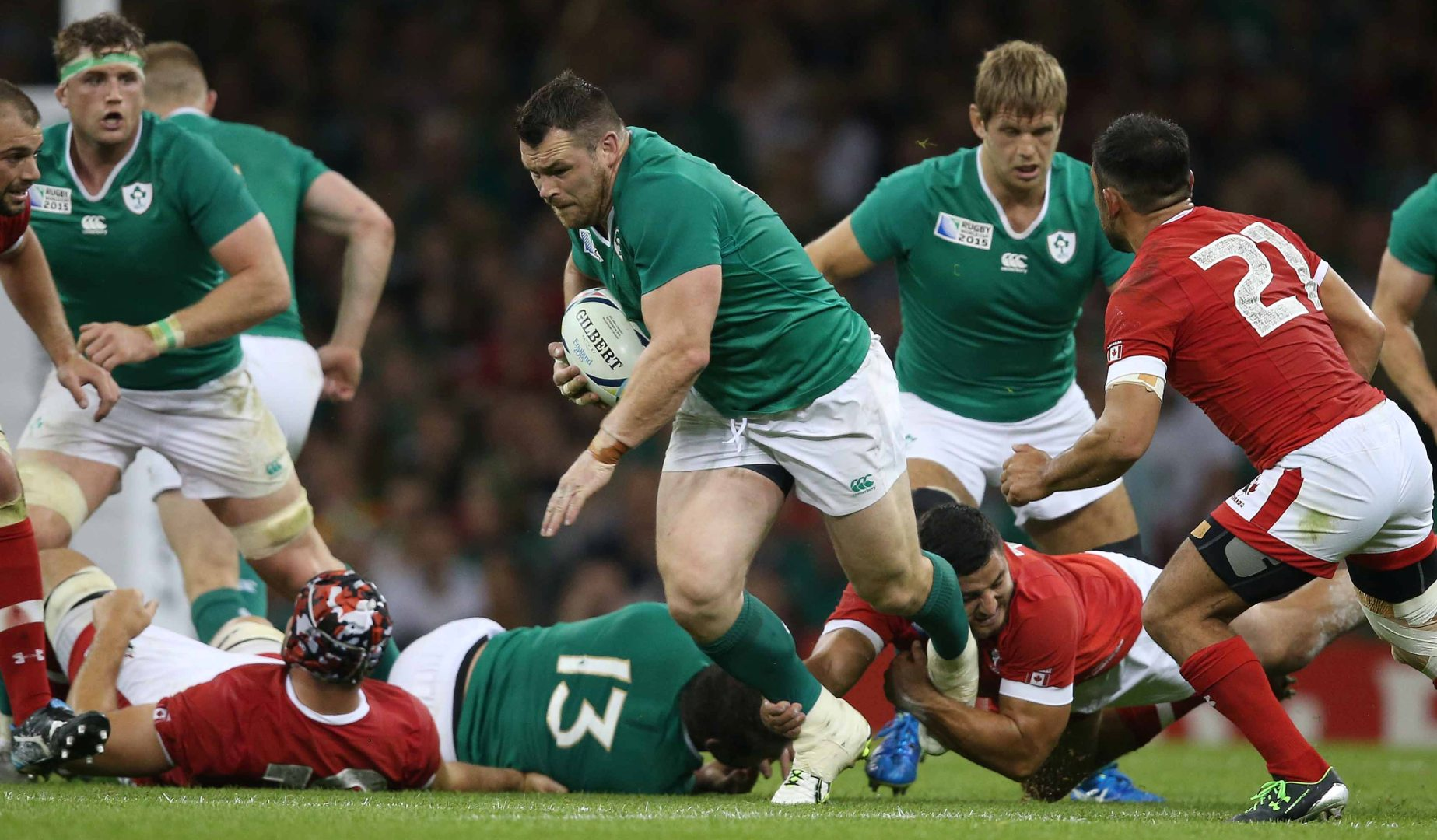 LionsWatch: Ireland try to build on All Black success against Canada