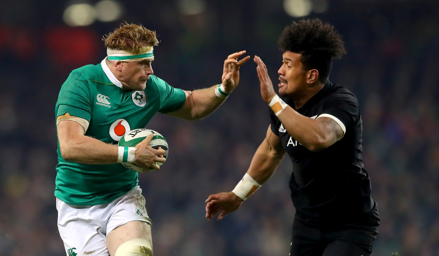 LionsWatch: Ireland fall short in All Blacks Dublin clash