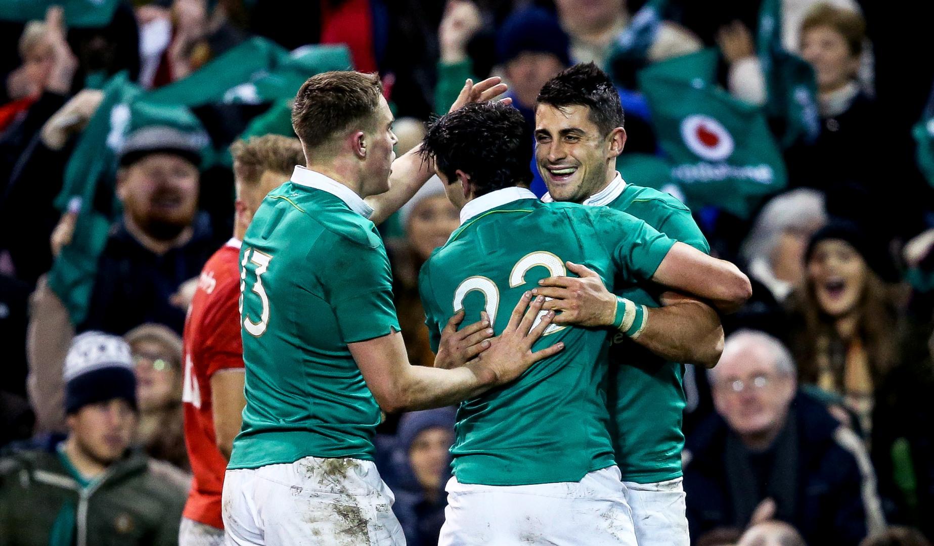 LionsWatch: Ireland display against Canada creates selection headaches