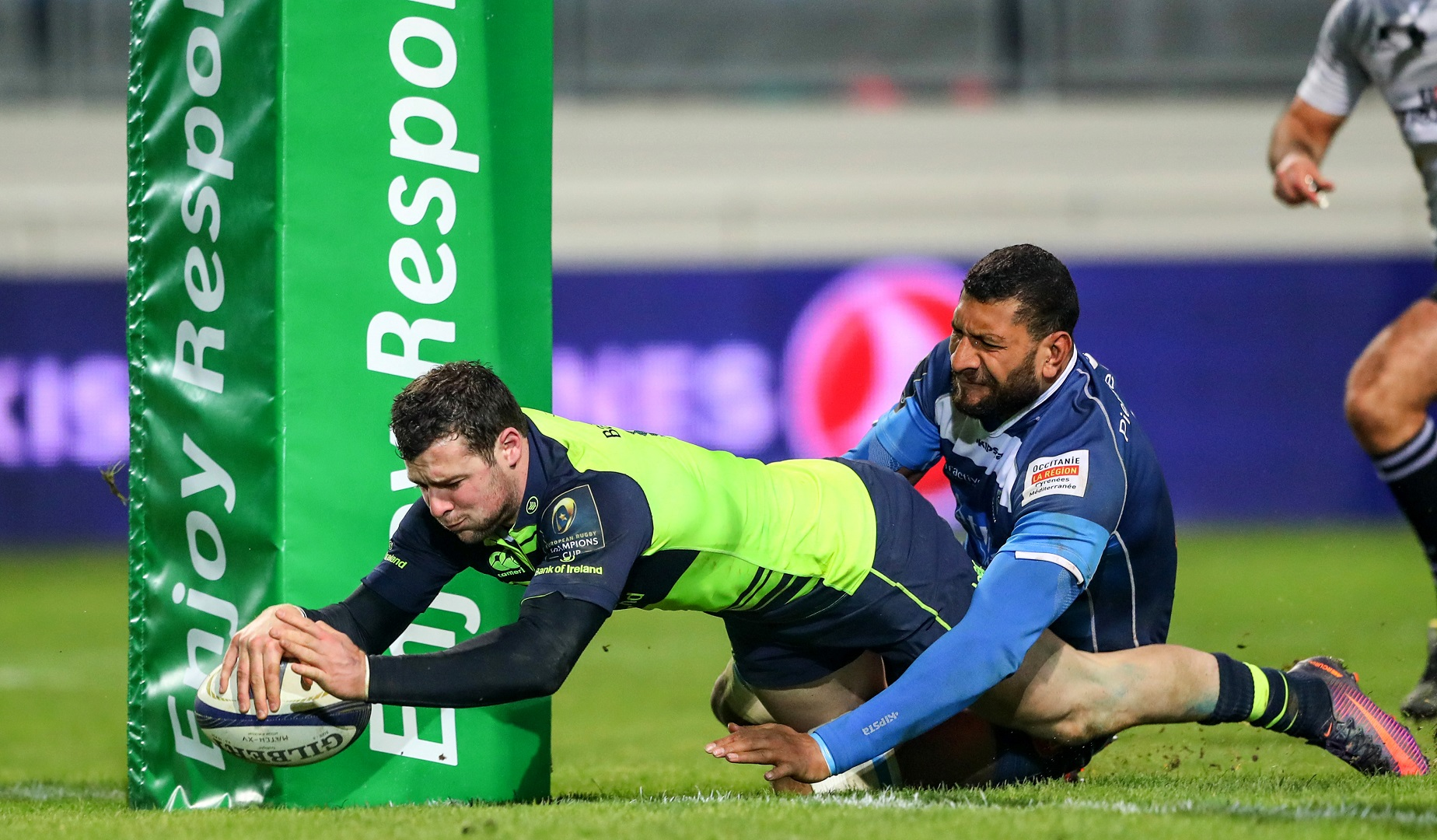 LionsWatch: Henshaw gets try double as Leinster draw in France