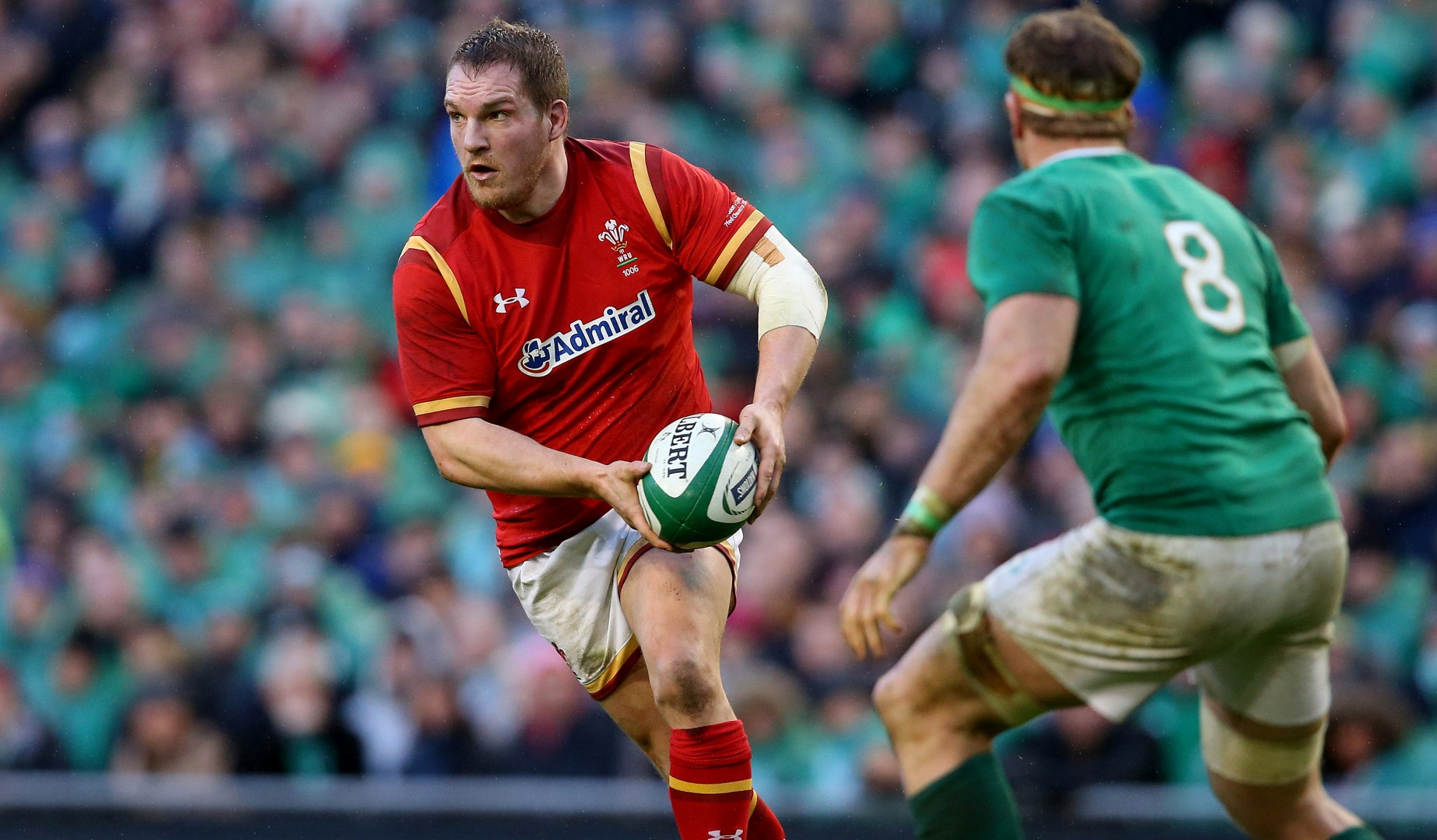 LionsWatch: Hard work pays off for Wales and Jenkins