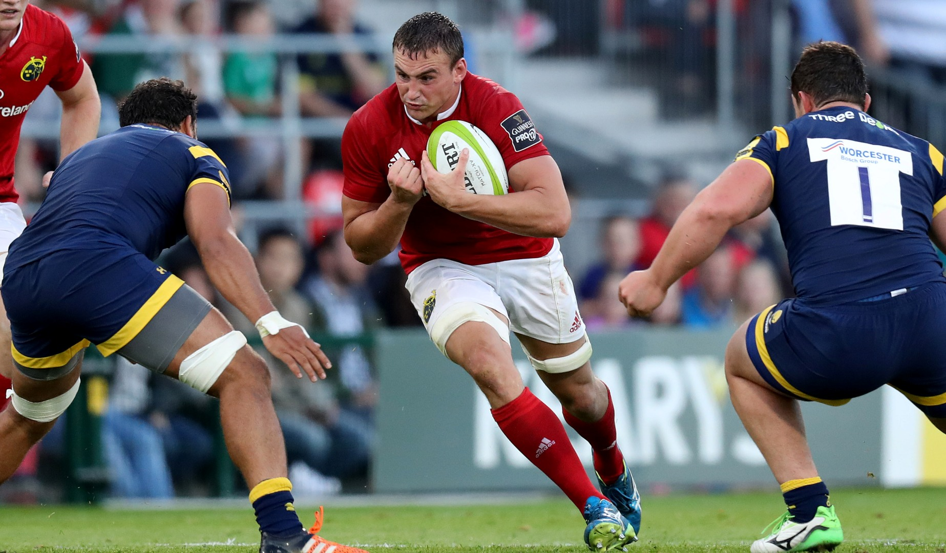 LionsWatch: Guinness PRO12 stars out to impress