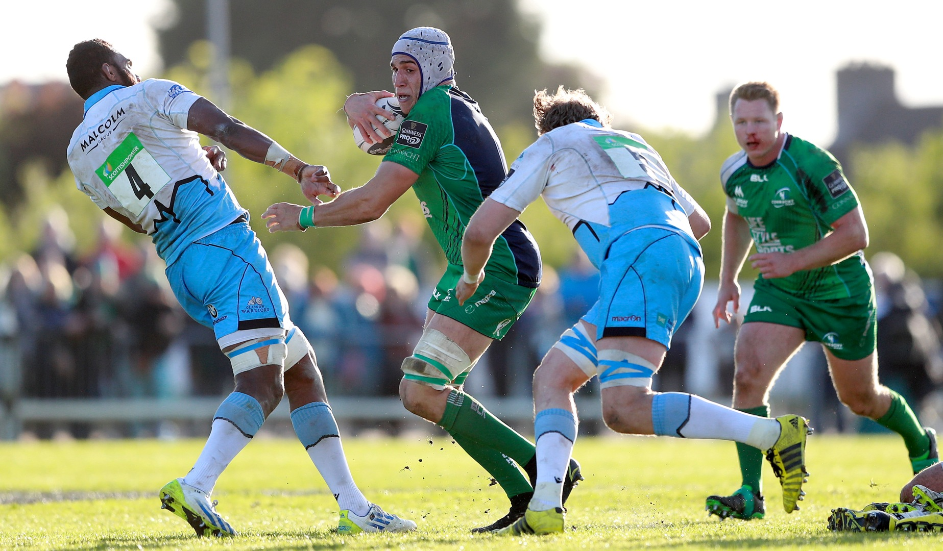 LionsWatch: Guinness PRO12 back with a bang