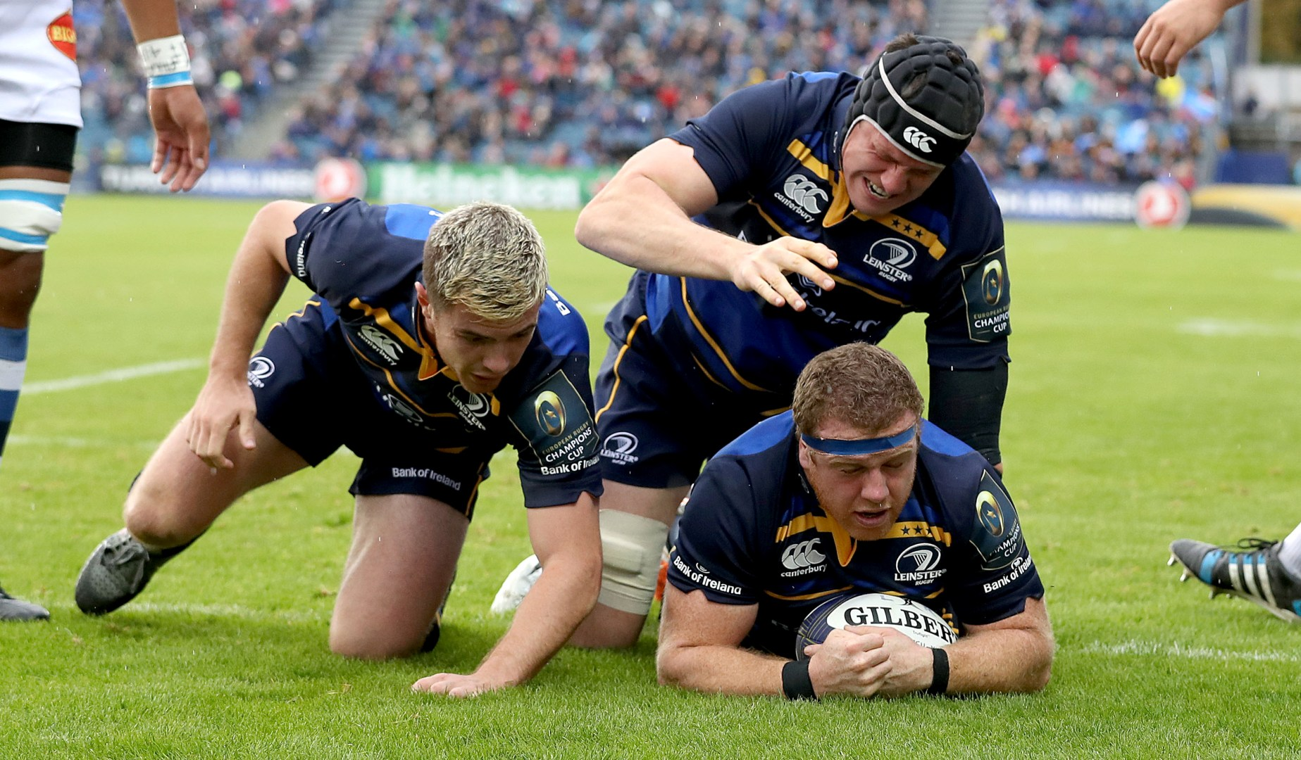 LionsWatch: Front-rowers get Leinster off to a flyer