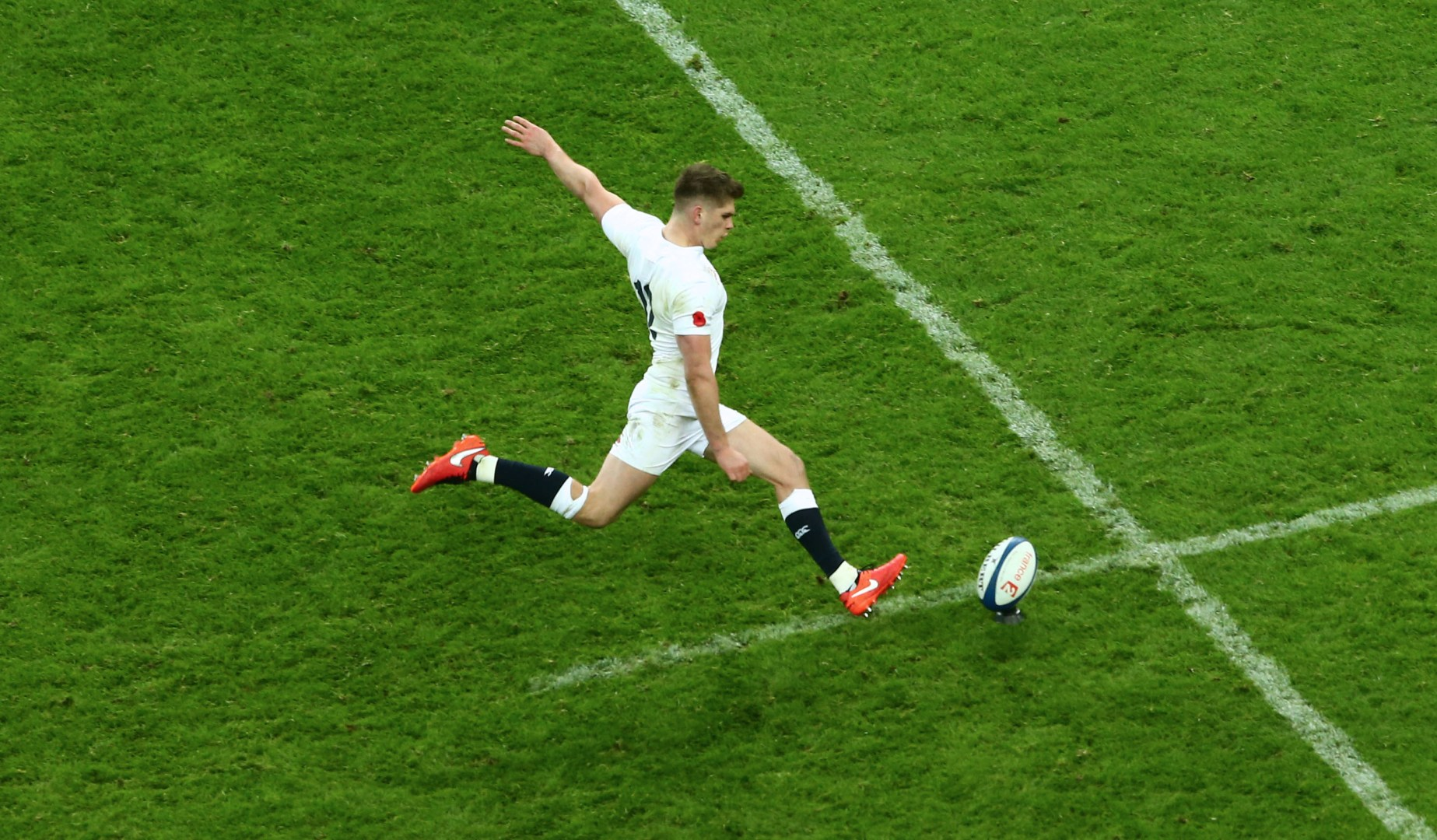 LionsWatch: Farrell on song as England march on