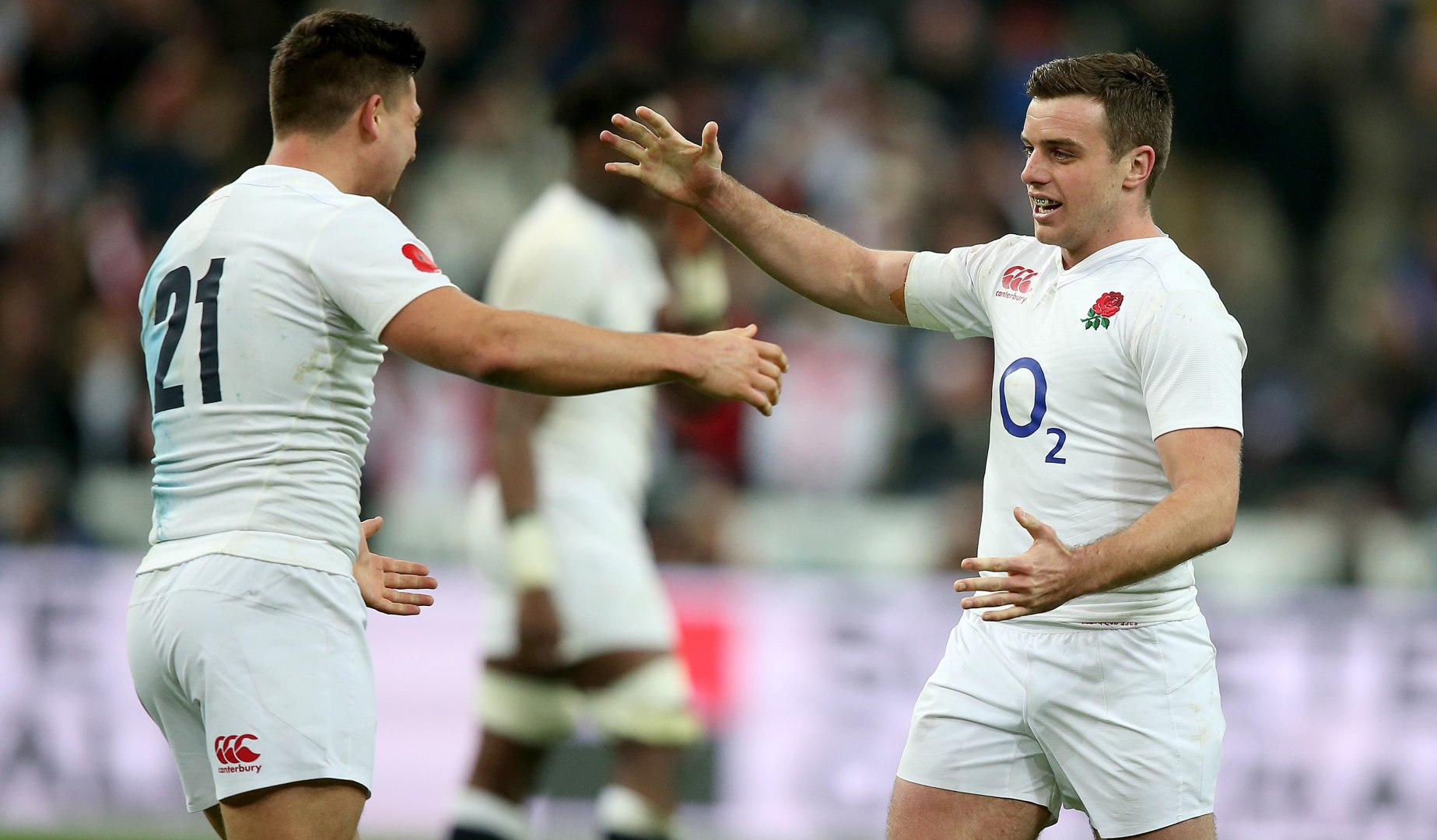 LionsWatch: England too strong for South Africa at Twickenham