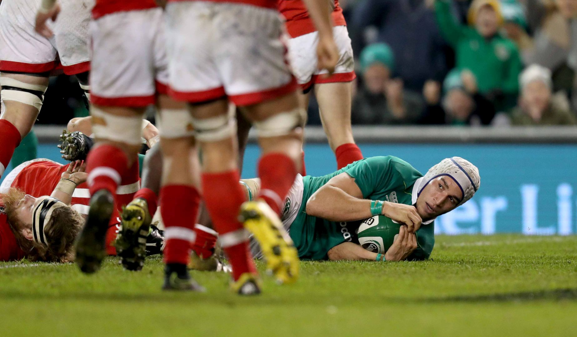 LionsWatch: Dillane makes his mark for Ireland