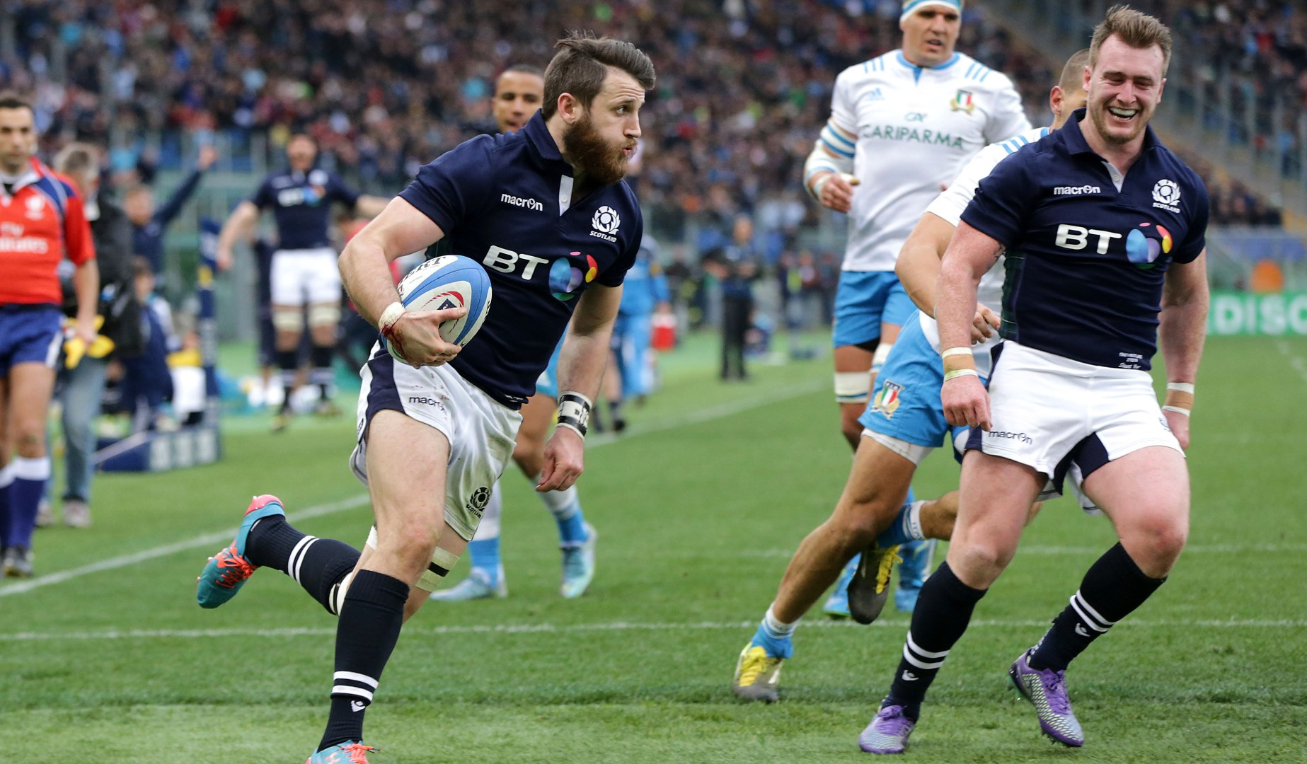 LionsWatch: Cotter changes four to take on Pumas