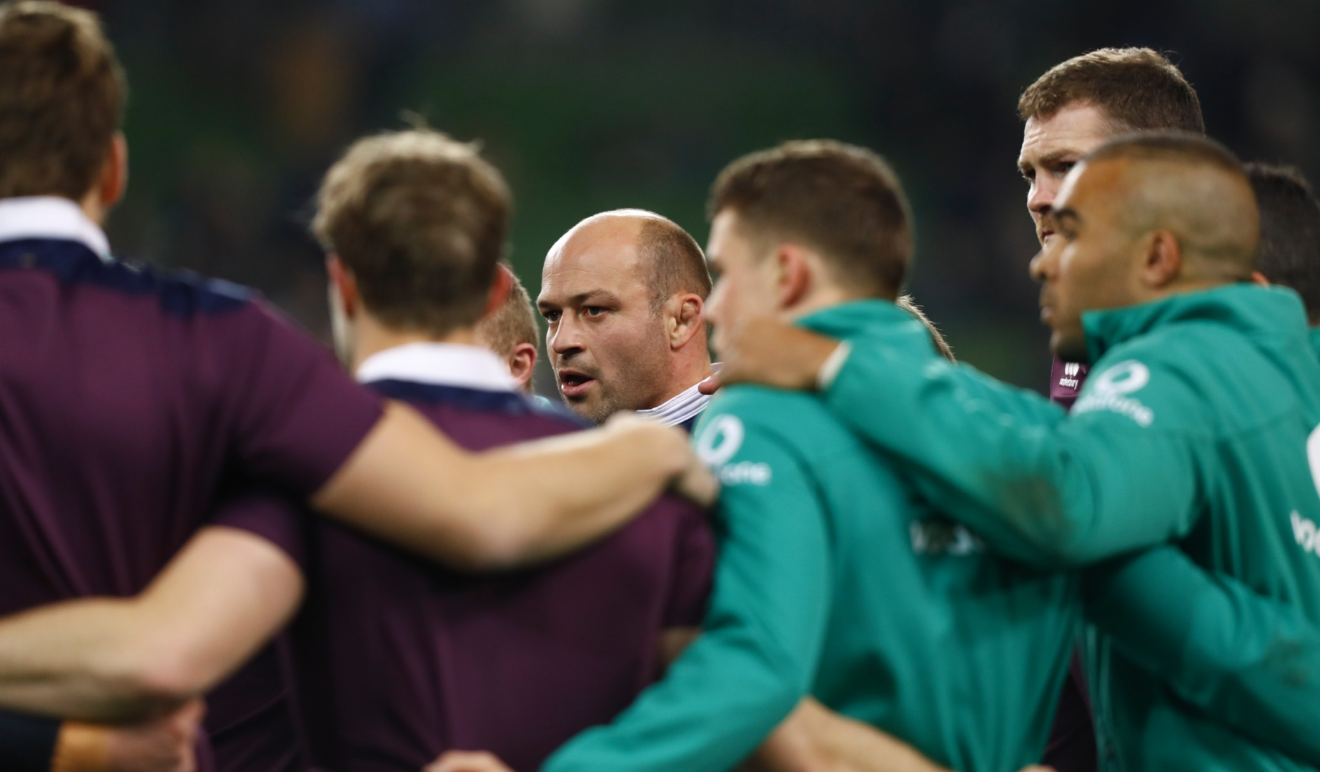 LionsWatch: Best takes pride from Ireland character
