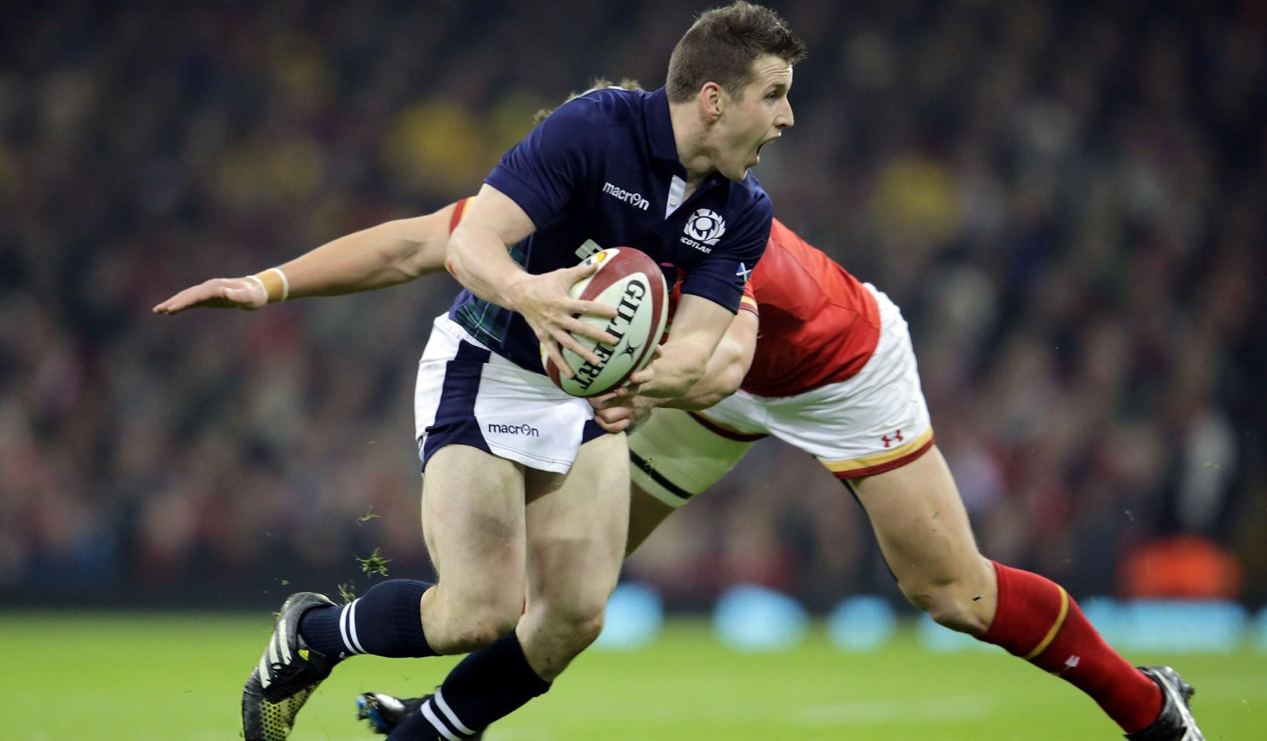 LionsWatch: Bennett returns as Scotland target Georgia win