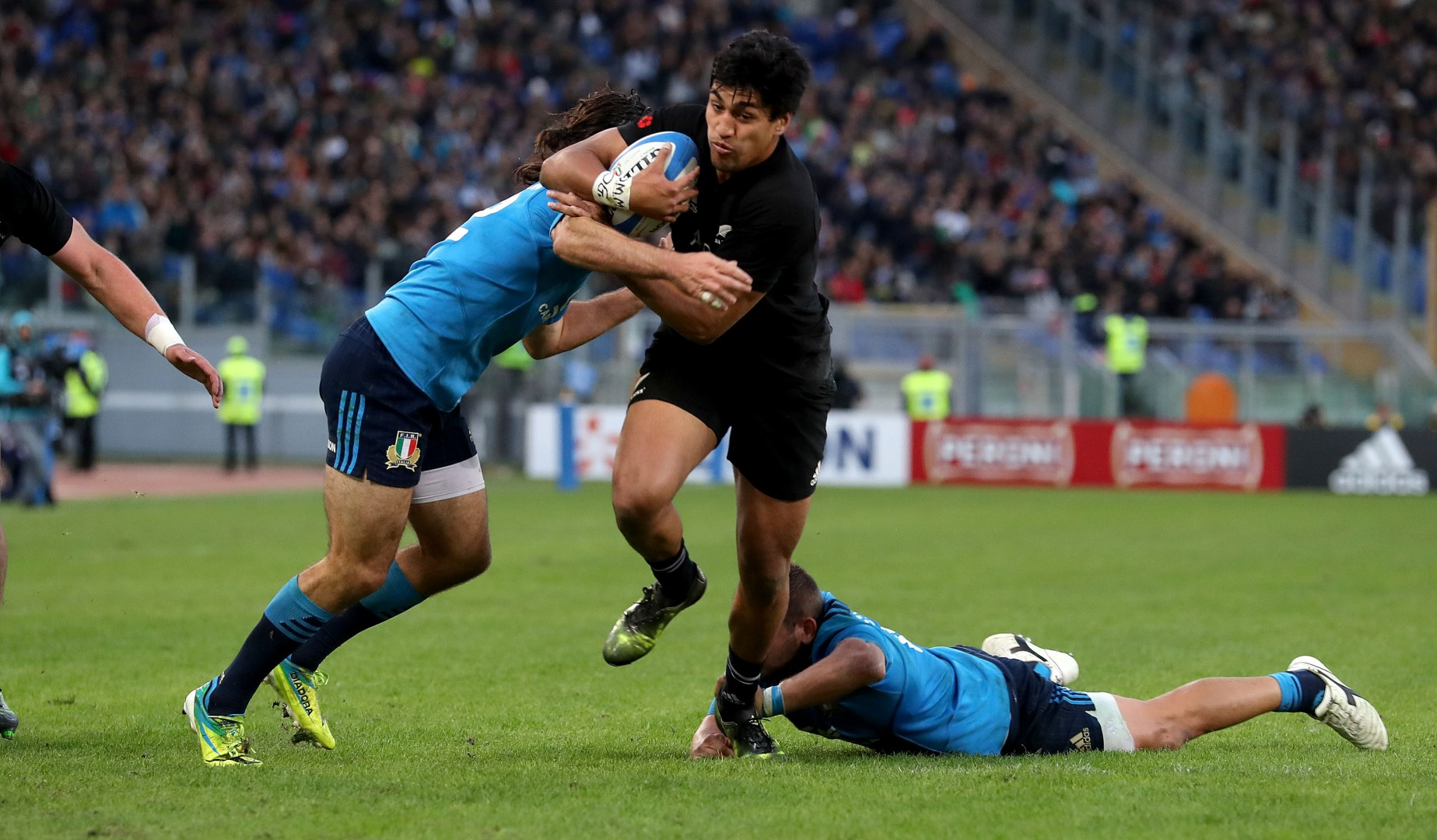 LionsWatch: All Blacks bounce back in Rome