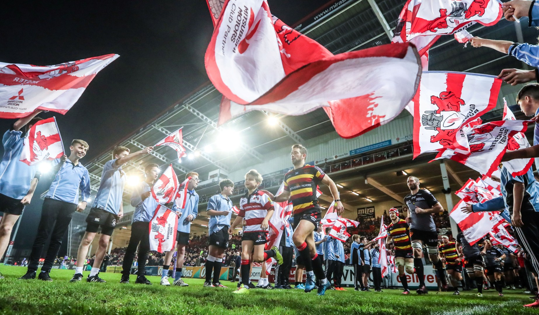 LionsWatch Club Profile: Gloucester Rugby