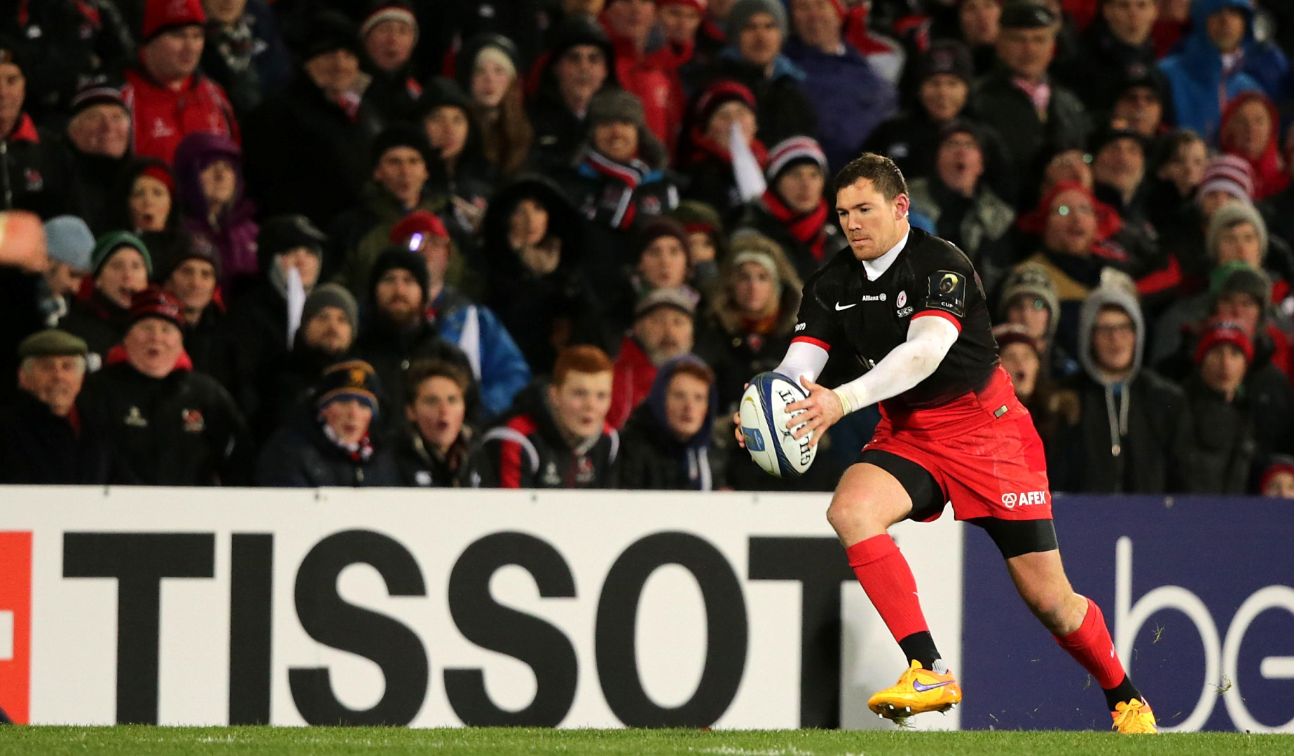 Lions Watch: Goode stars on Sarries return while Walker stays hot