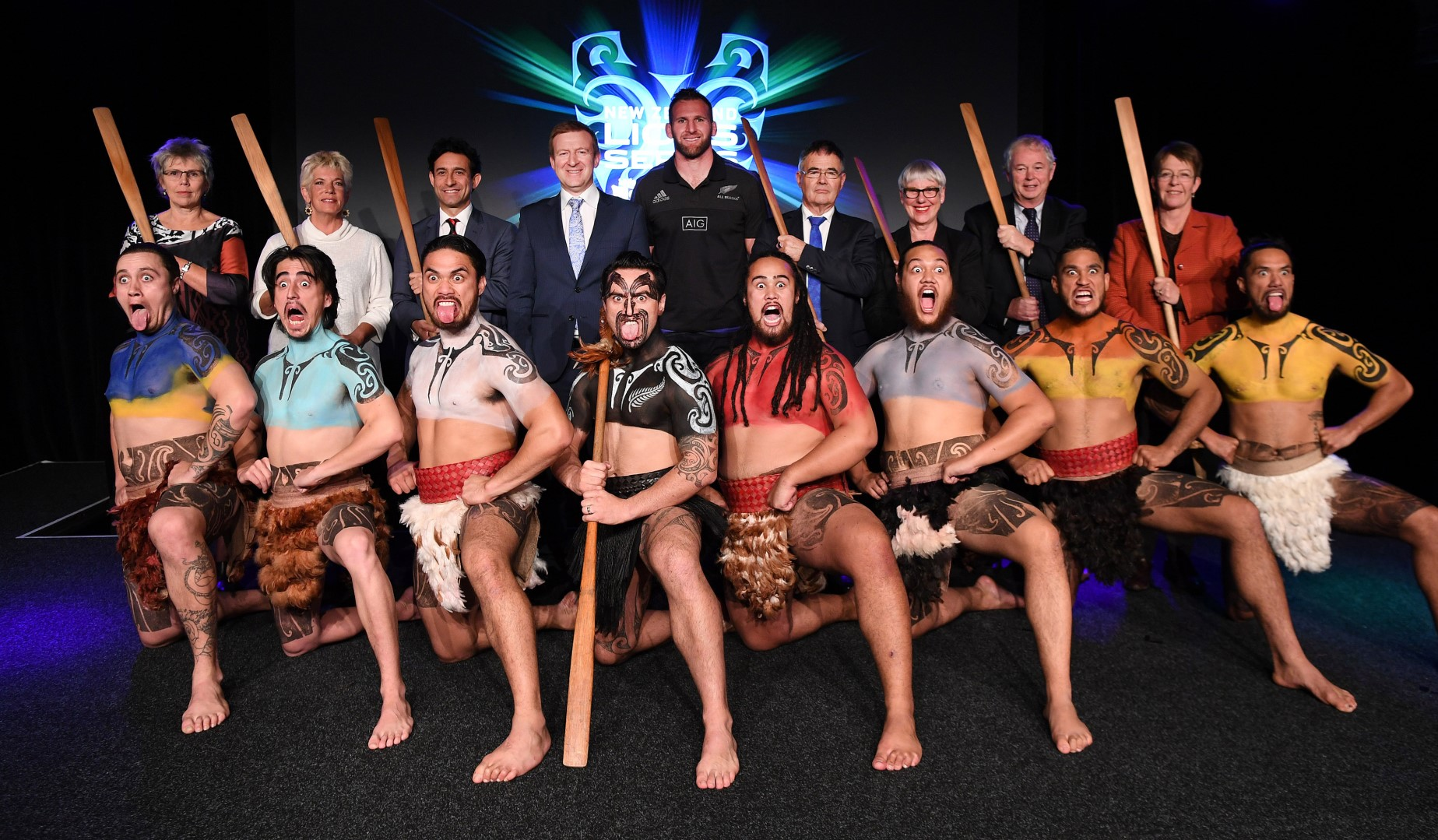 Lions to compete for Maori-inspired trophies