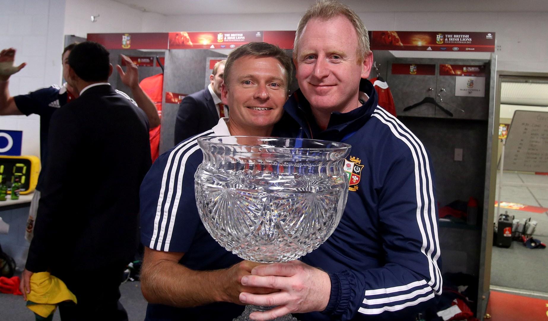 Lions Team: Ger Carmody on preparing for New Zealand