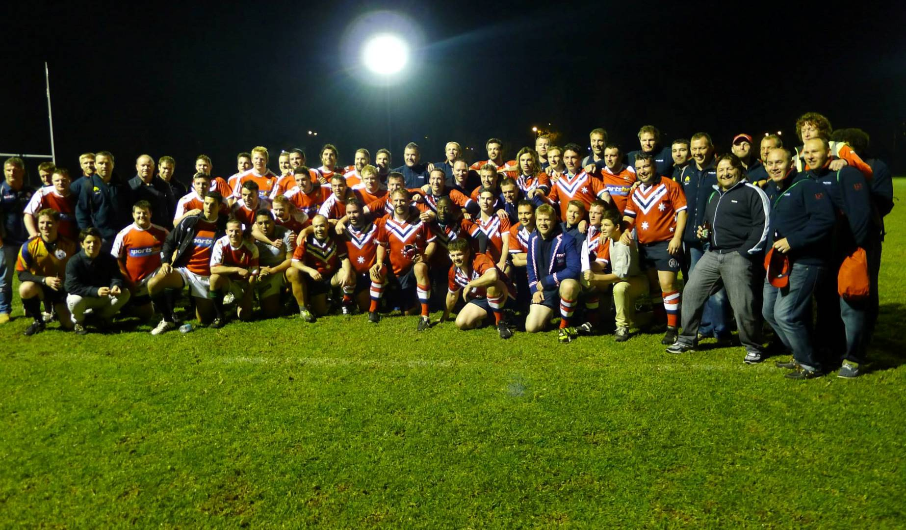 Lions Tales: Hammersmith & Fulham RFC head Down Under in 2013