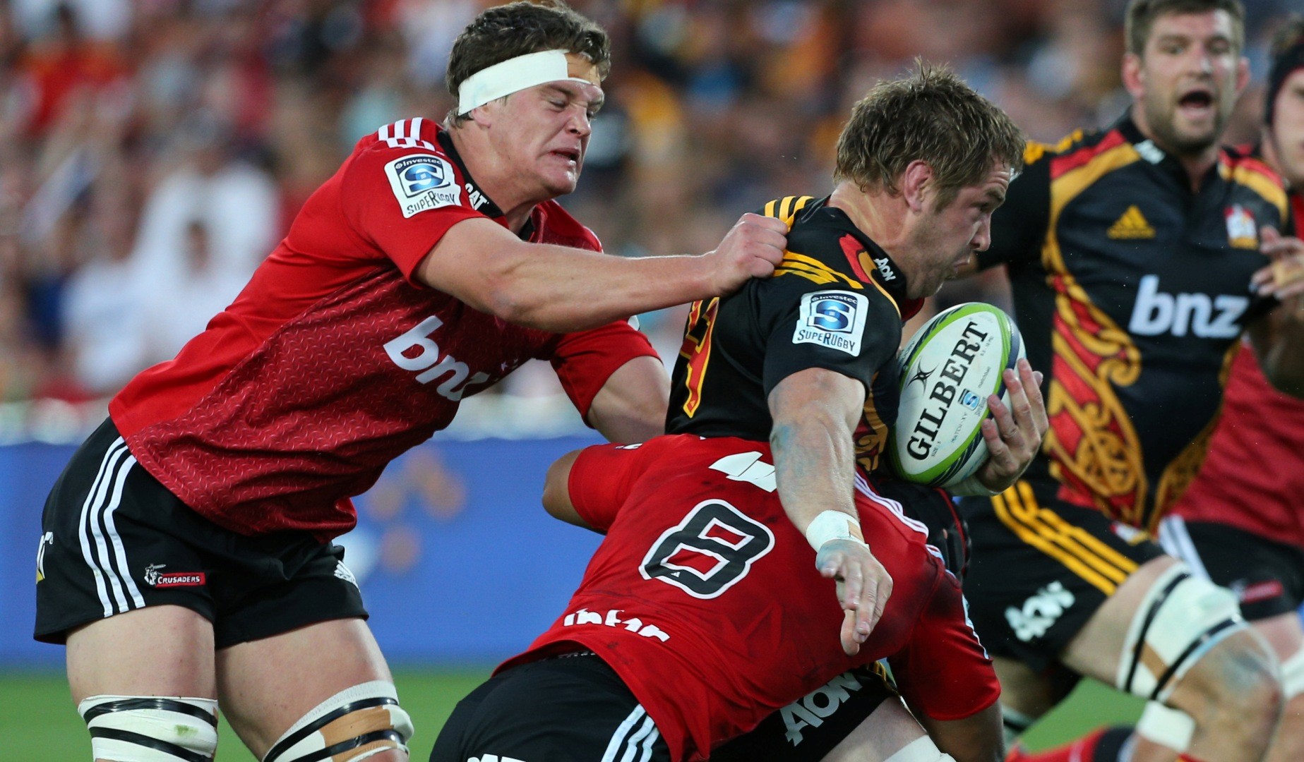Lions Scout: Super Rugby Round Nine