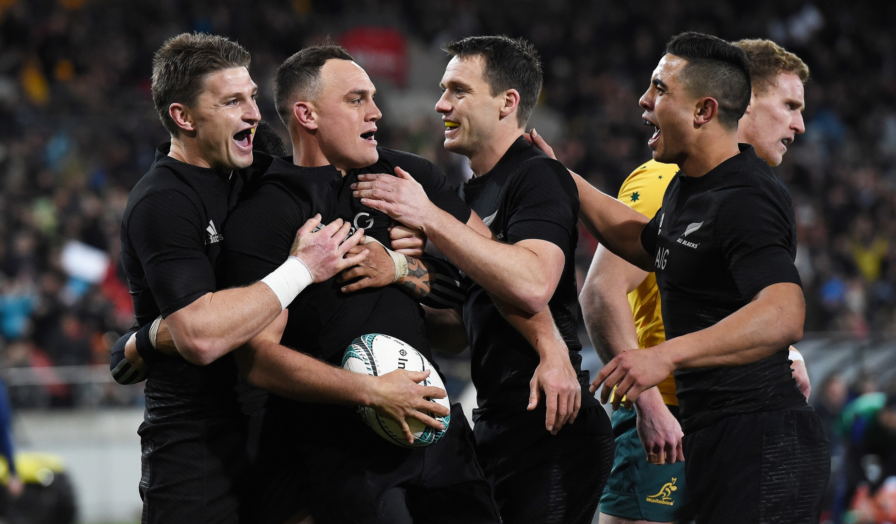 Lions Scout: New Zealand prepare for Pumas in Rugby Championship