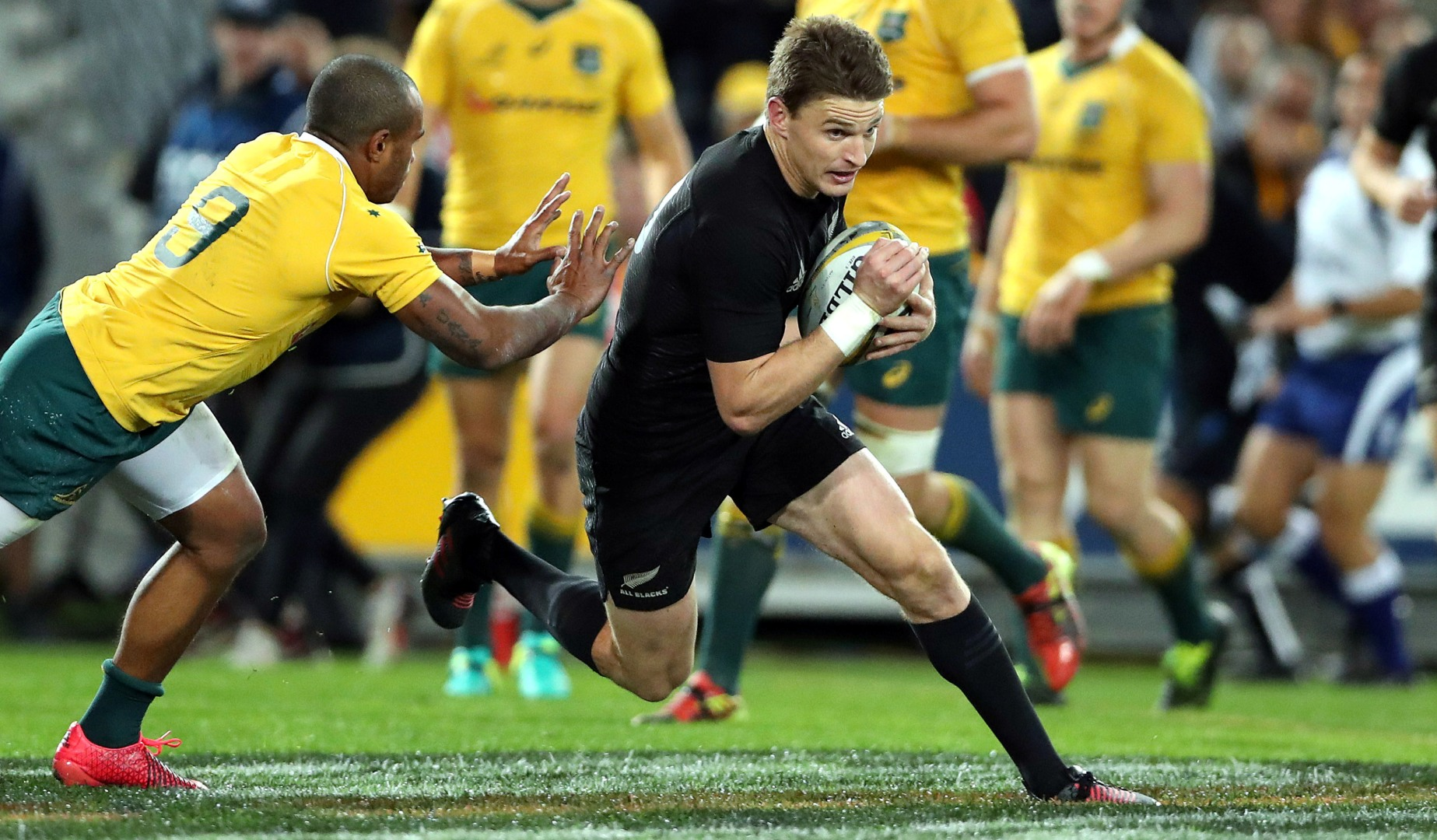 Lions Scout: New Zealand off the mark with a bang in Rugby Championship