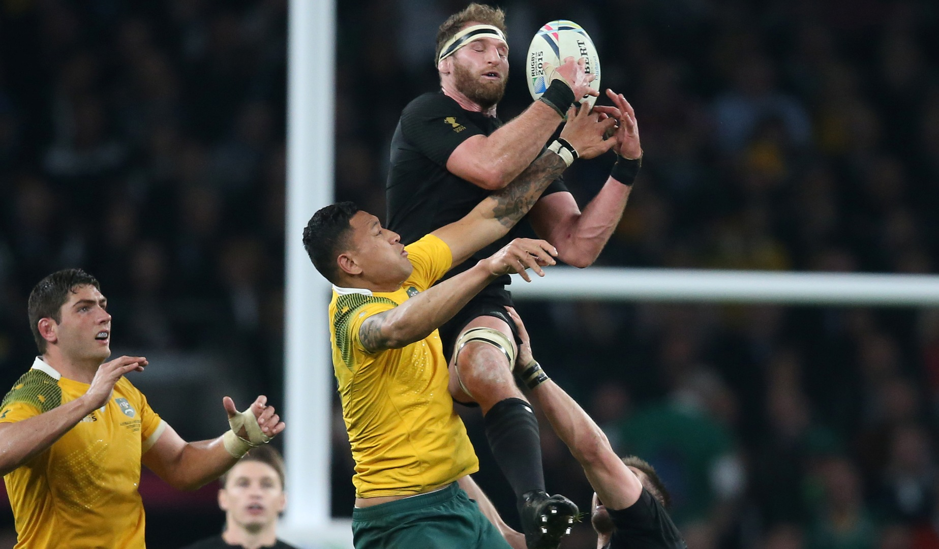 Lions Scout: All Blacks to tackle fired-up Wallabies