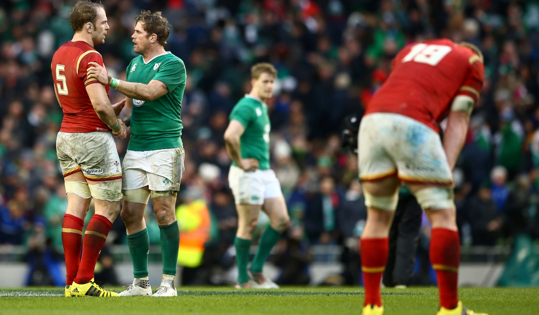 Lions report: Honours even in dramatic Dublin draw
