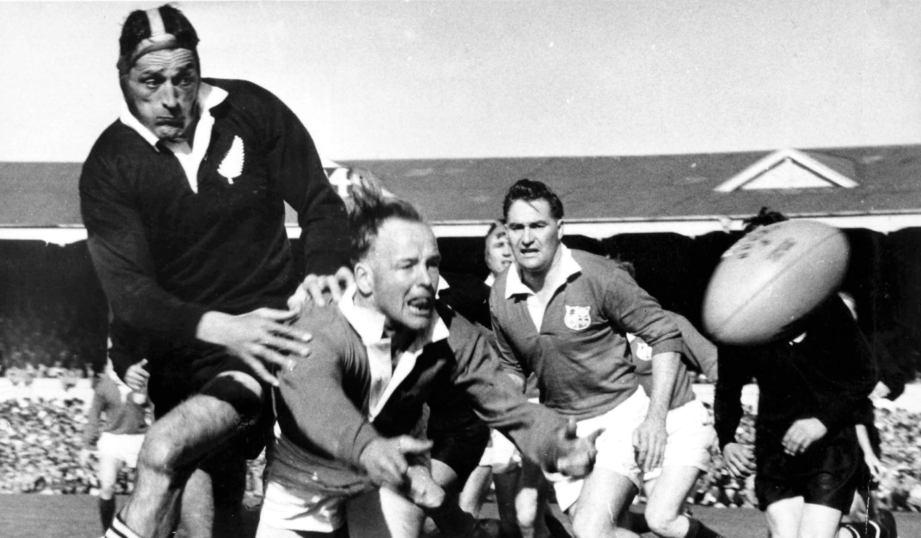 Lions great Dickie Jeeps passes away