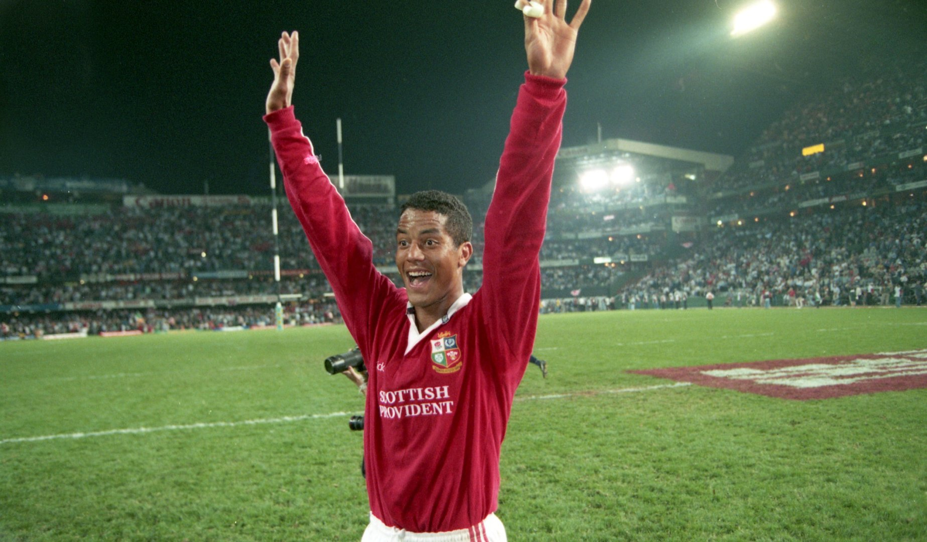 Classic Match: Lions seal 1997 series victory in South Africa