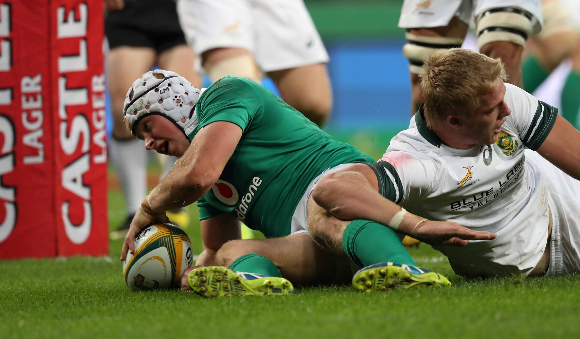 Lions Angles: Ireland fall just short against South Africa