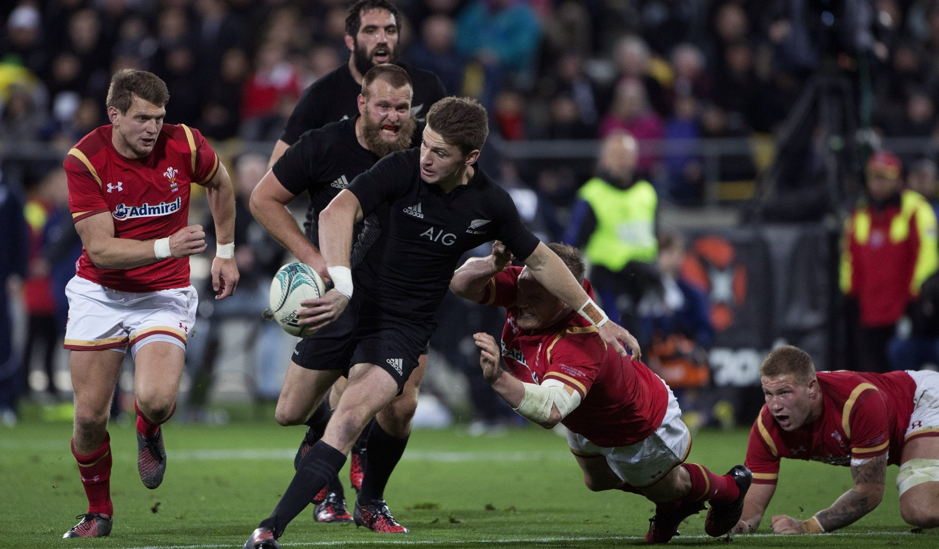 Lions Angles: All Blacks round off series with impressive victory over Wales