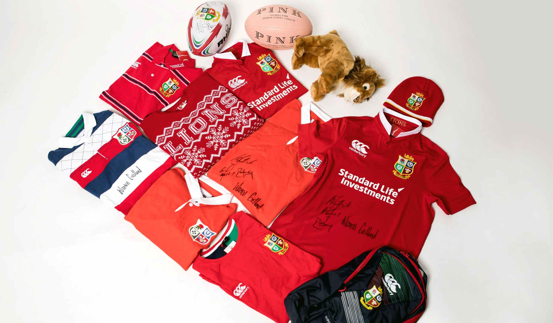Lions 12 Days of Christmas Competition
