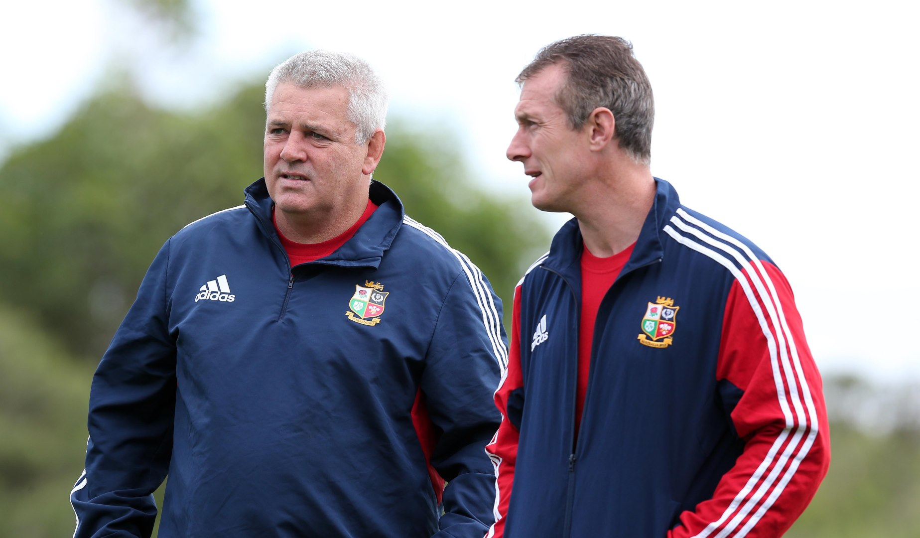 Howley takes Wales role in Gatland absence