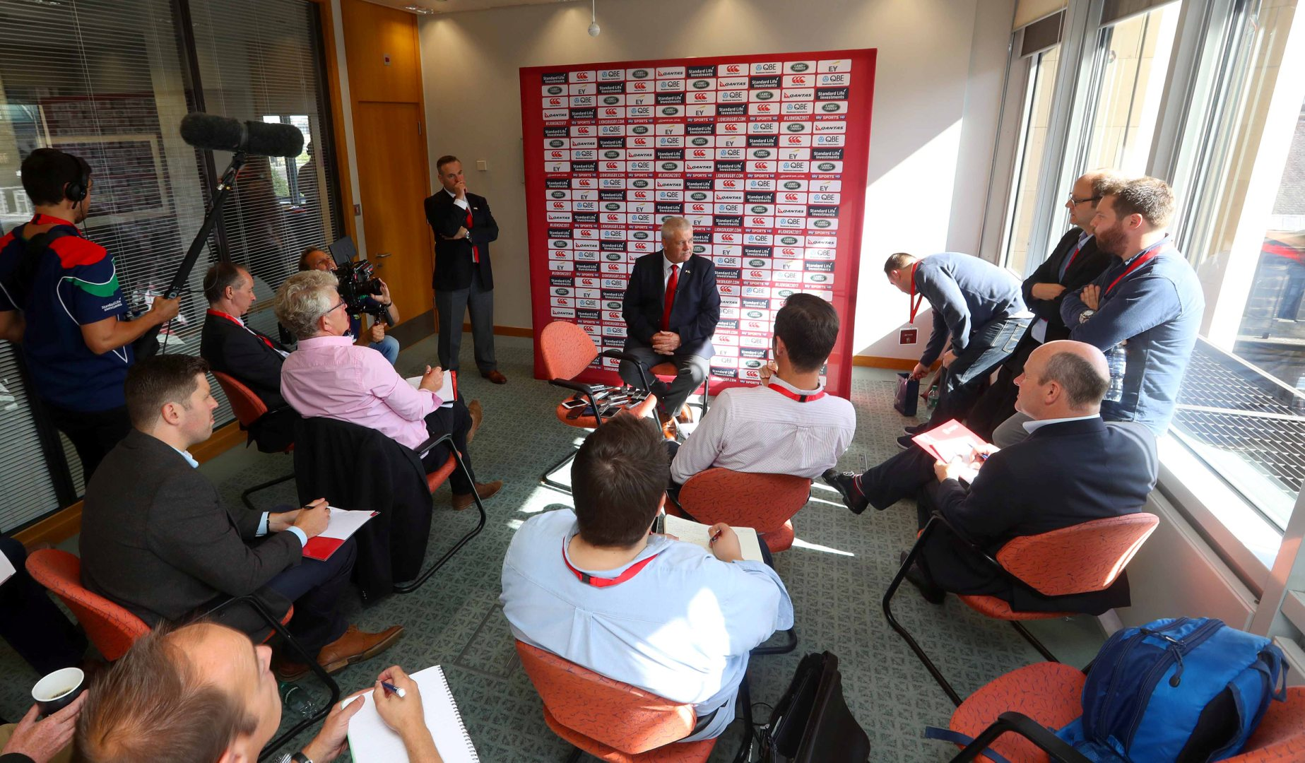 Gatland unveiled: The press reacts
