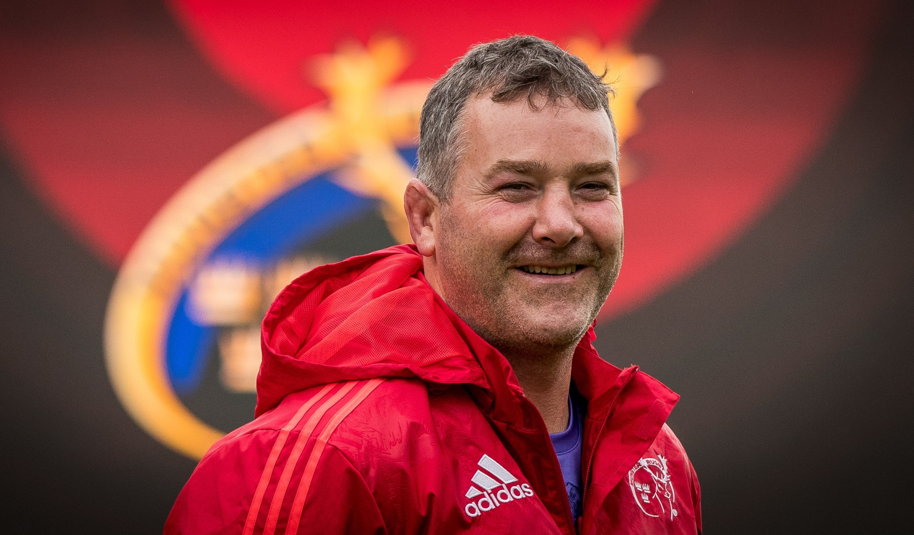 Gatland pays tribute to 'passionate man of Munster' Foley