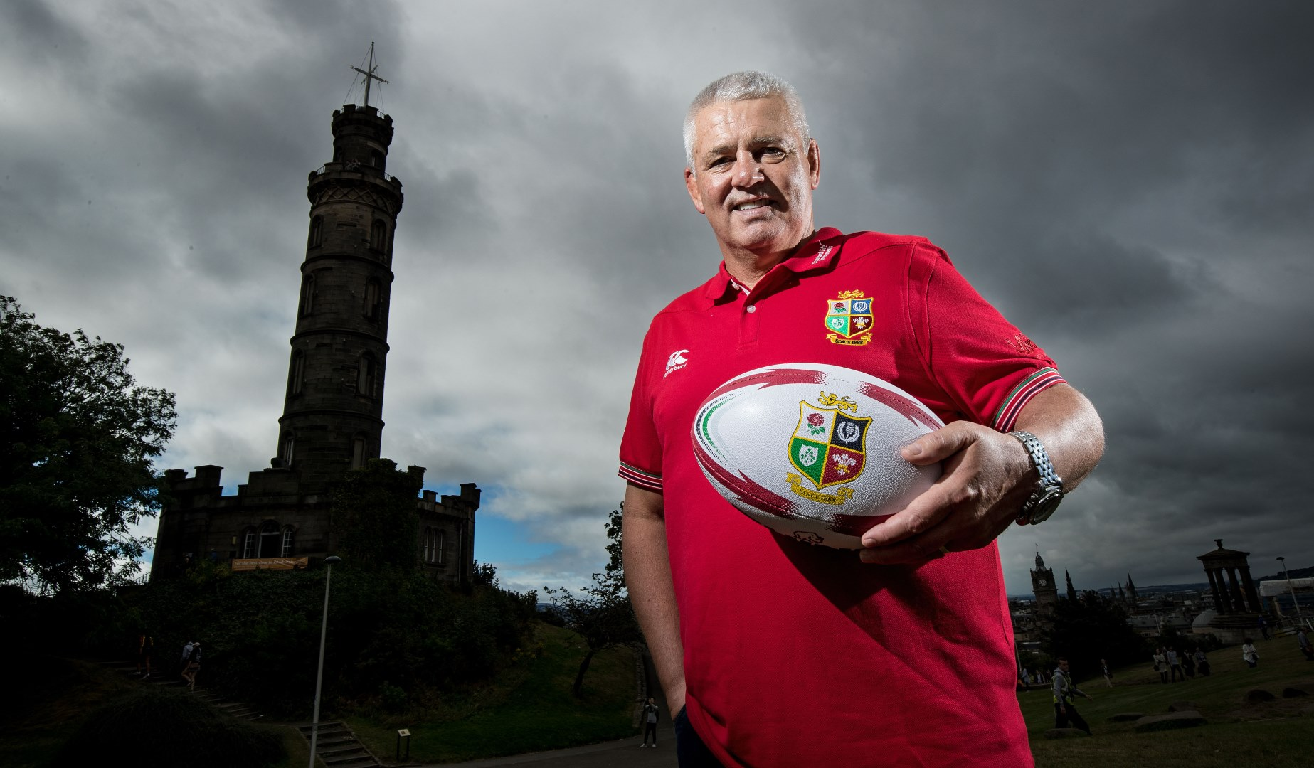 Gatland looking for 'strength of character' in 2017 Lions