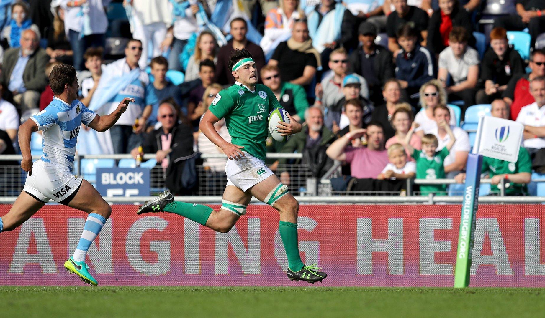 Future bright for Ireland as U20s reach World Championship final
