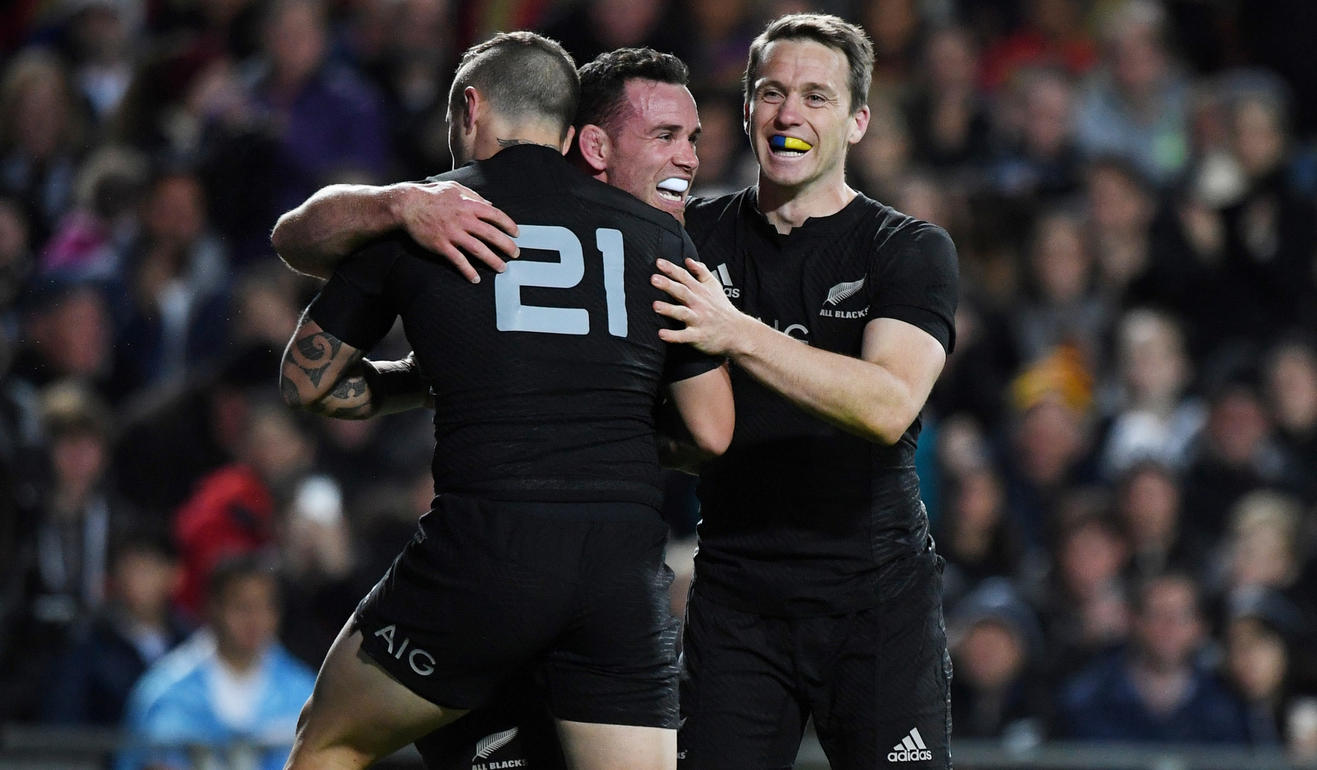 All Blacks finish strong as Perenara shines