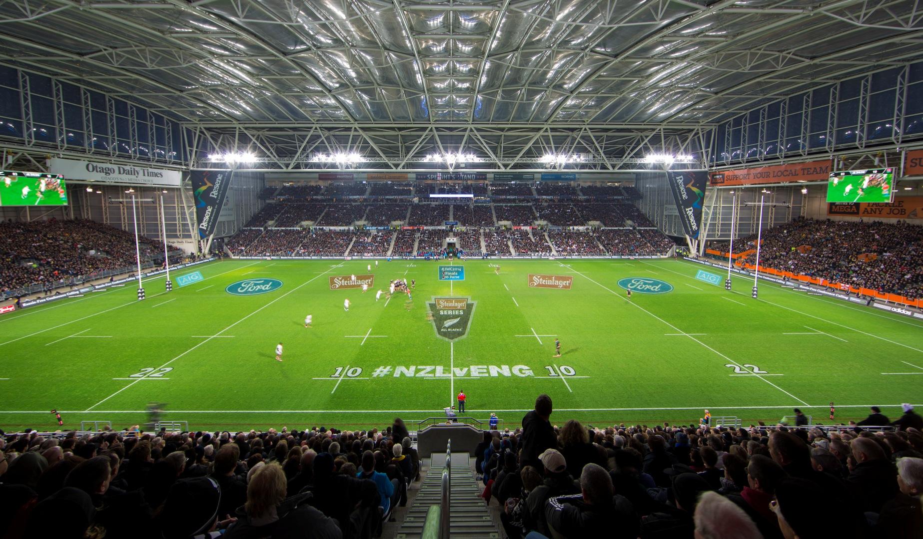 Familiar city but new venue for Lions