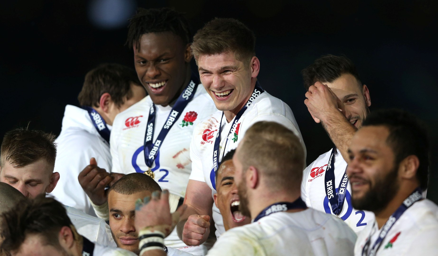 England trio join Heaslip on Player of the Year shortlist